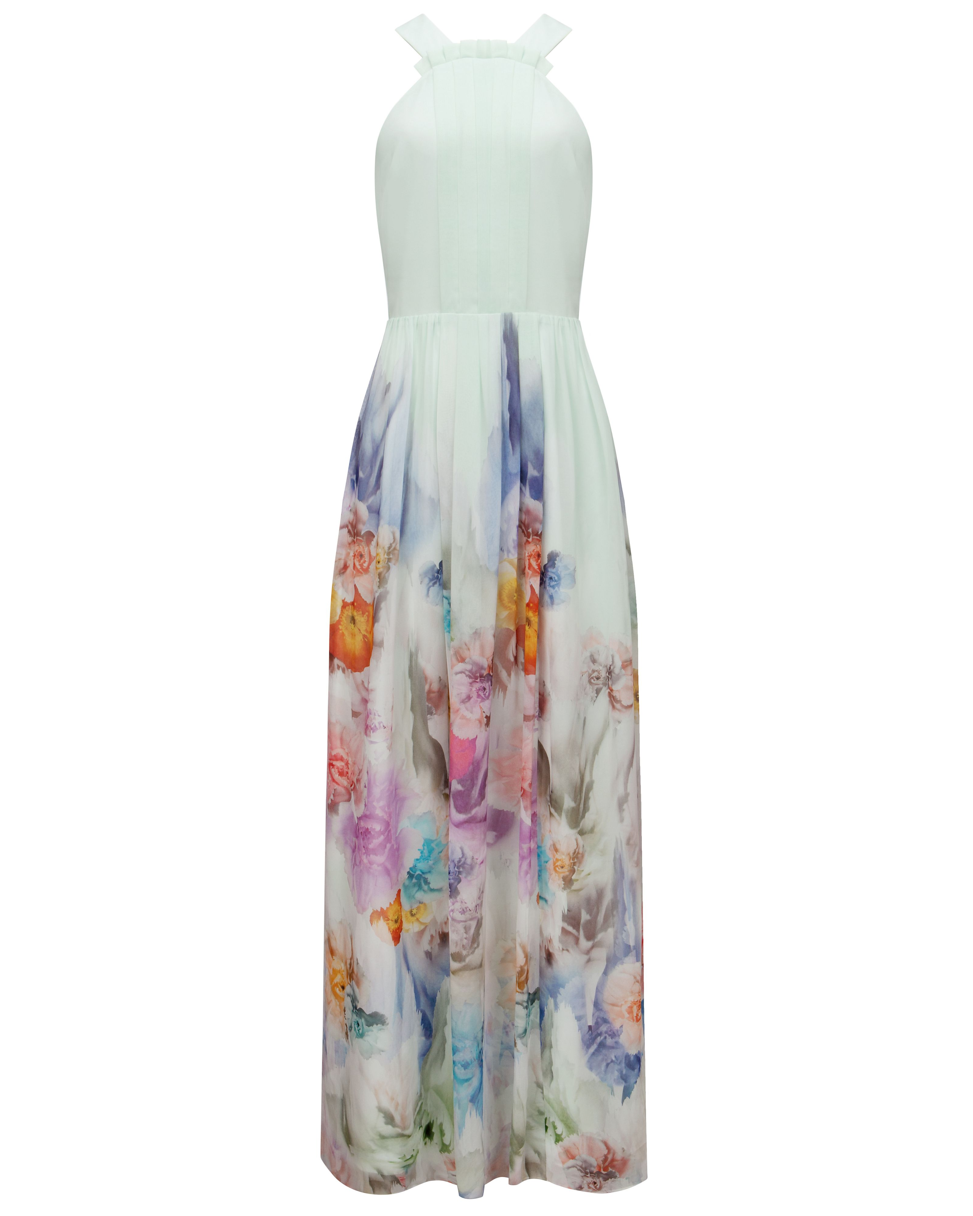 Beula printed maxi dress