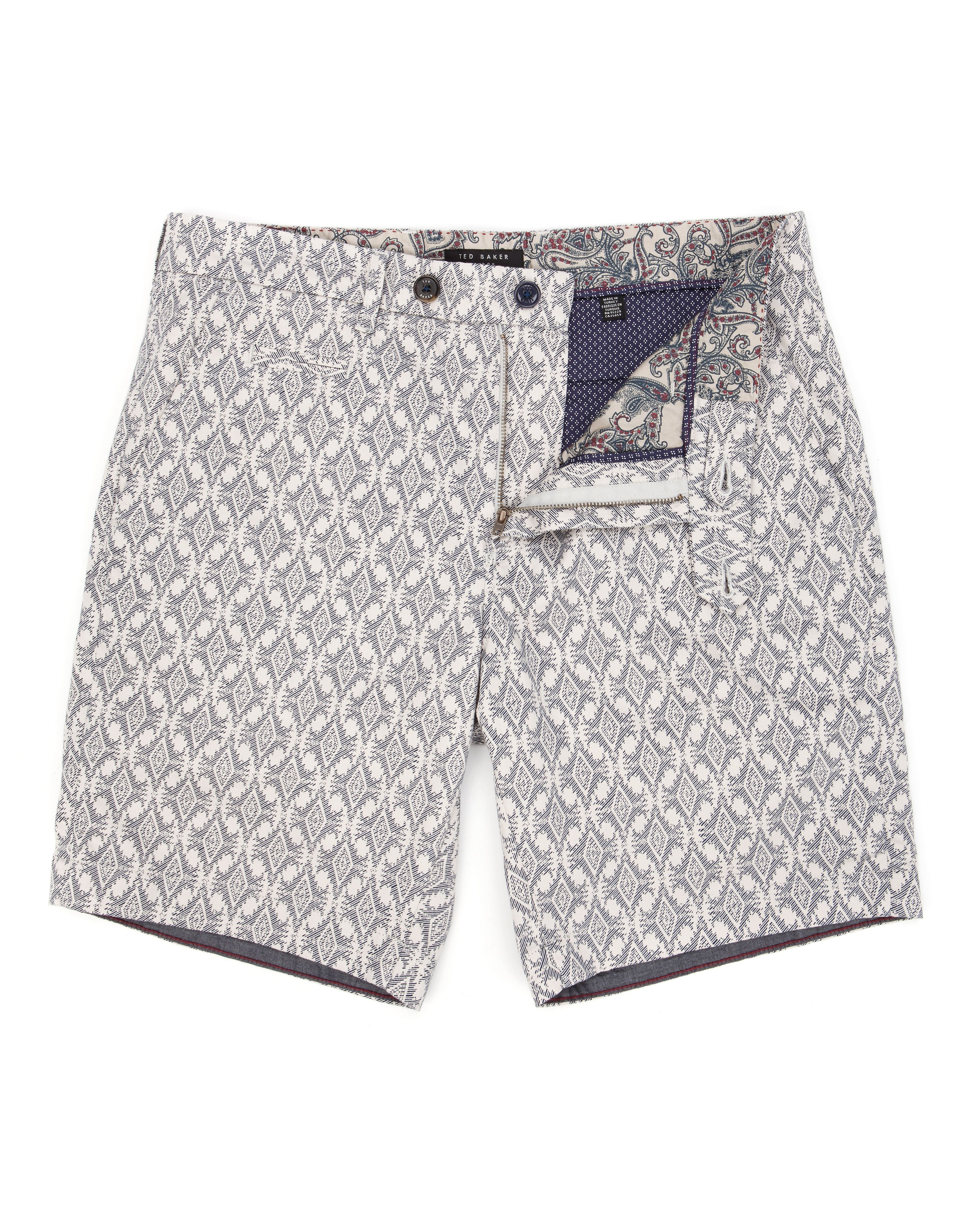 Bywater printed short