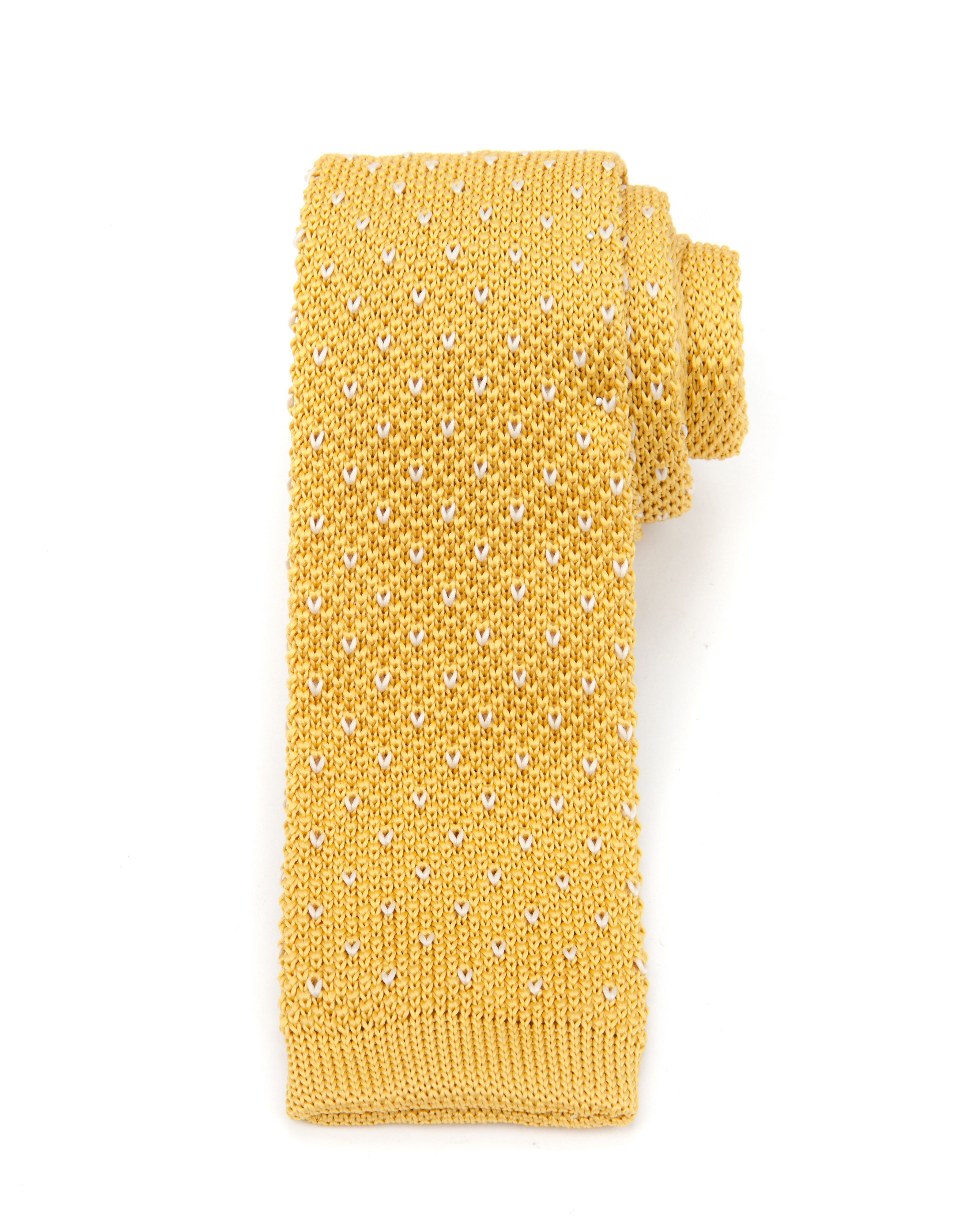 Pickles knitted tie