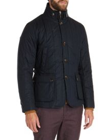 Kereed vertical quilted jacket