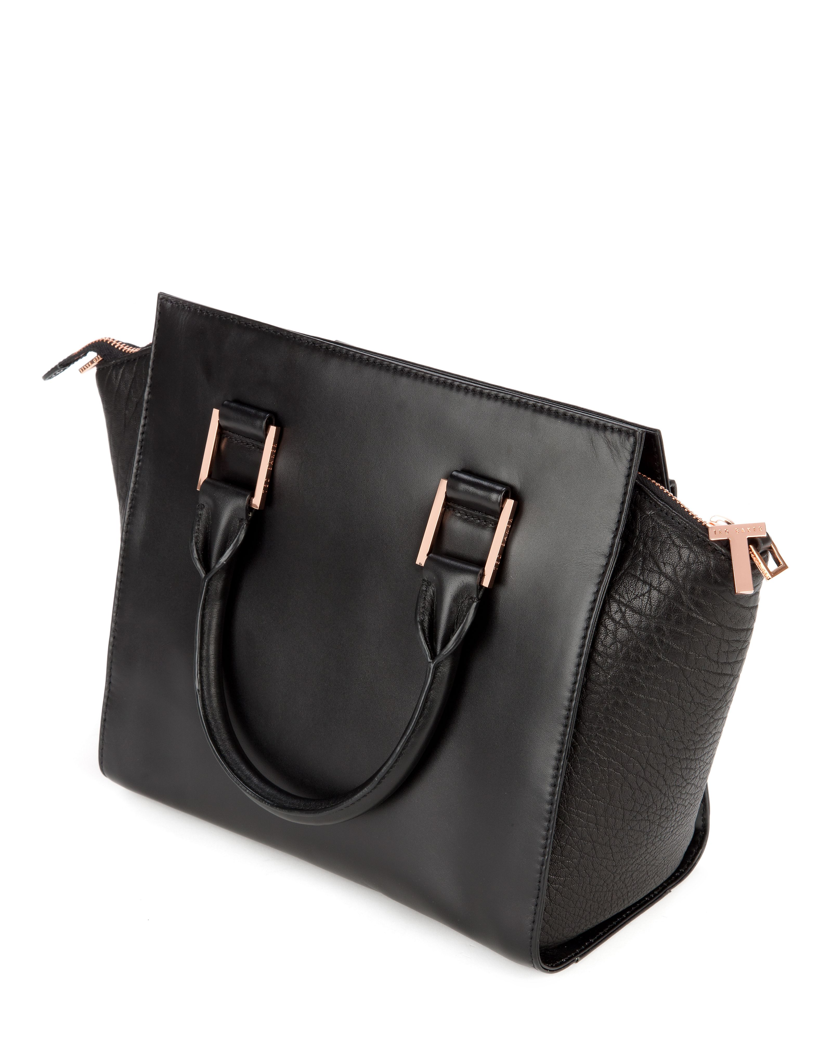 Layally t tote and clutch bag