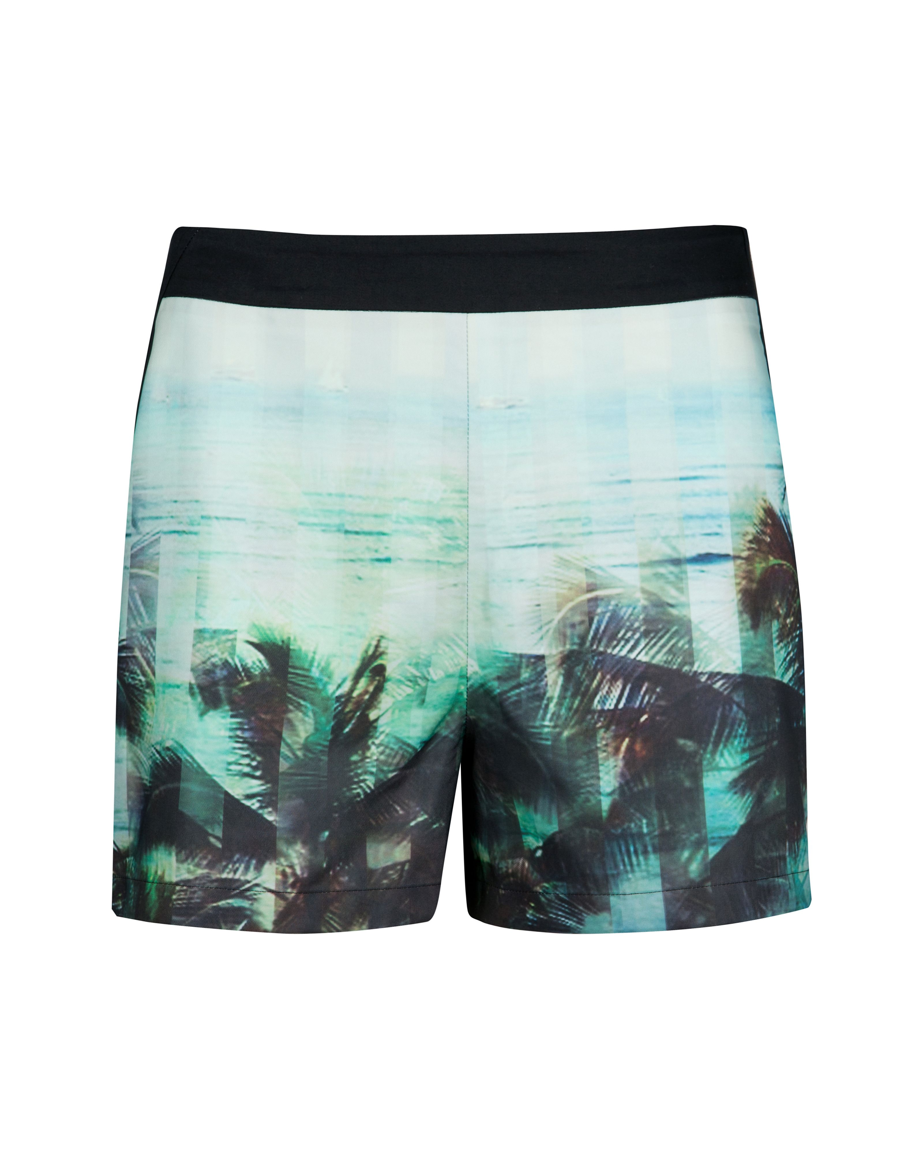 Jasiri palm tree paradise shorts