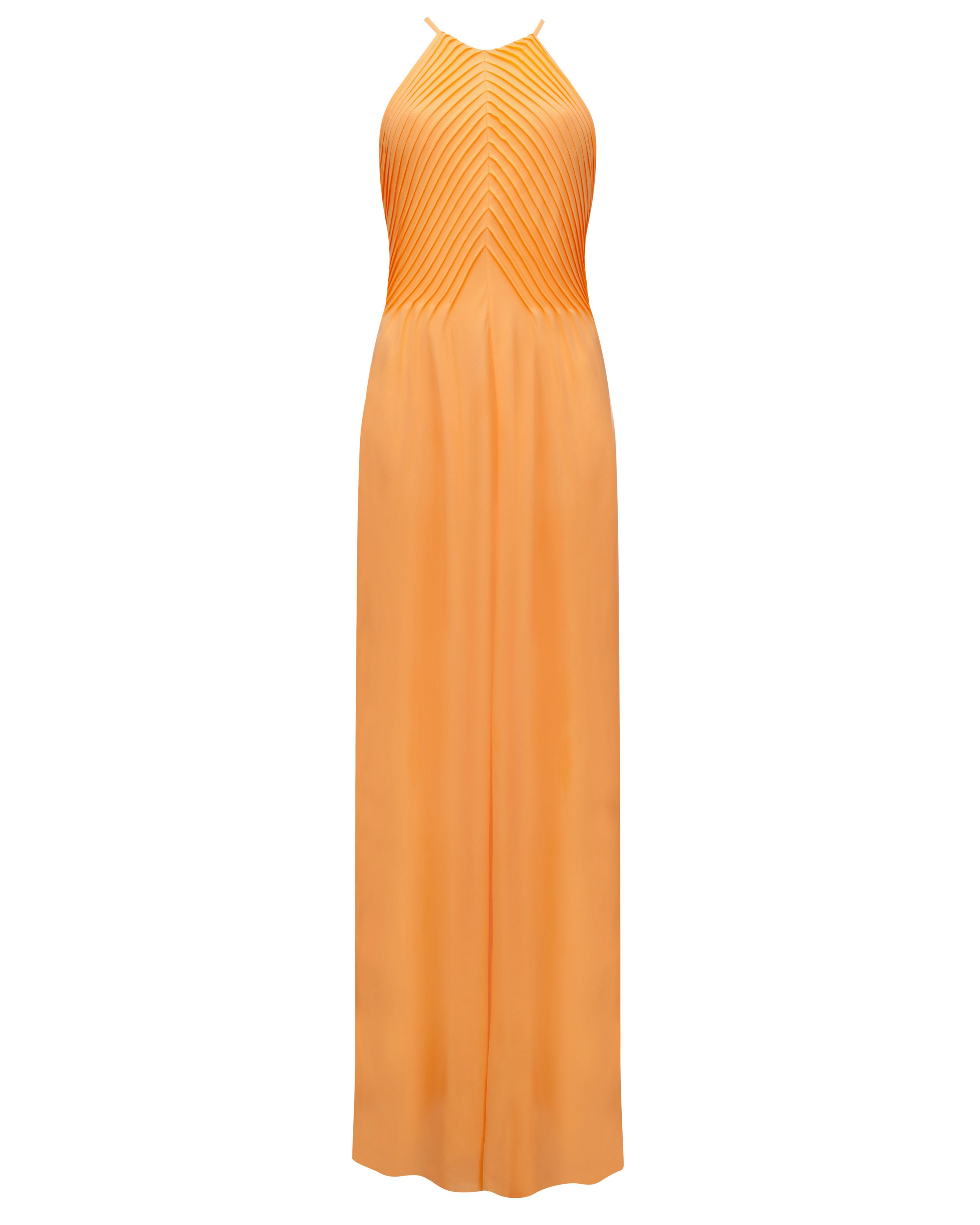 Corkia maxi dress