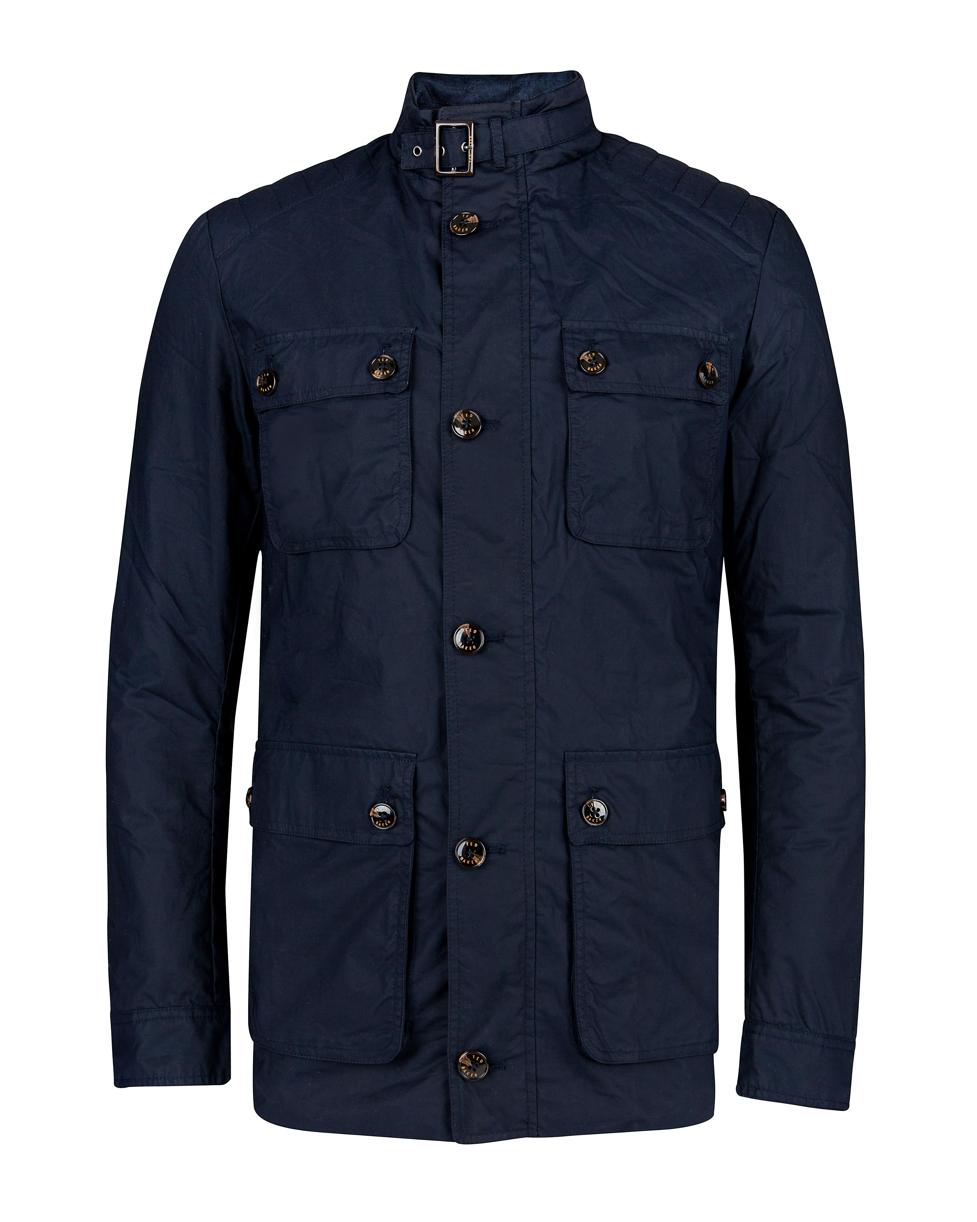 Orynew cotton wax coat
