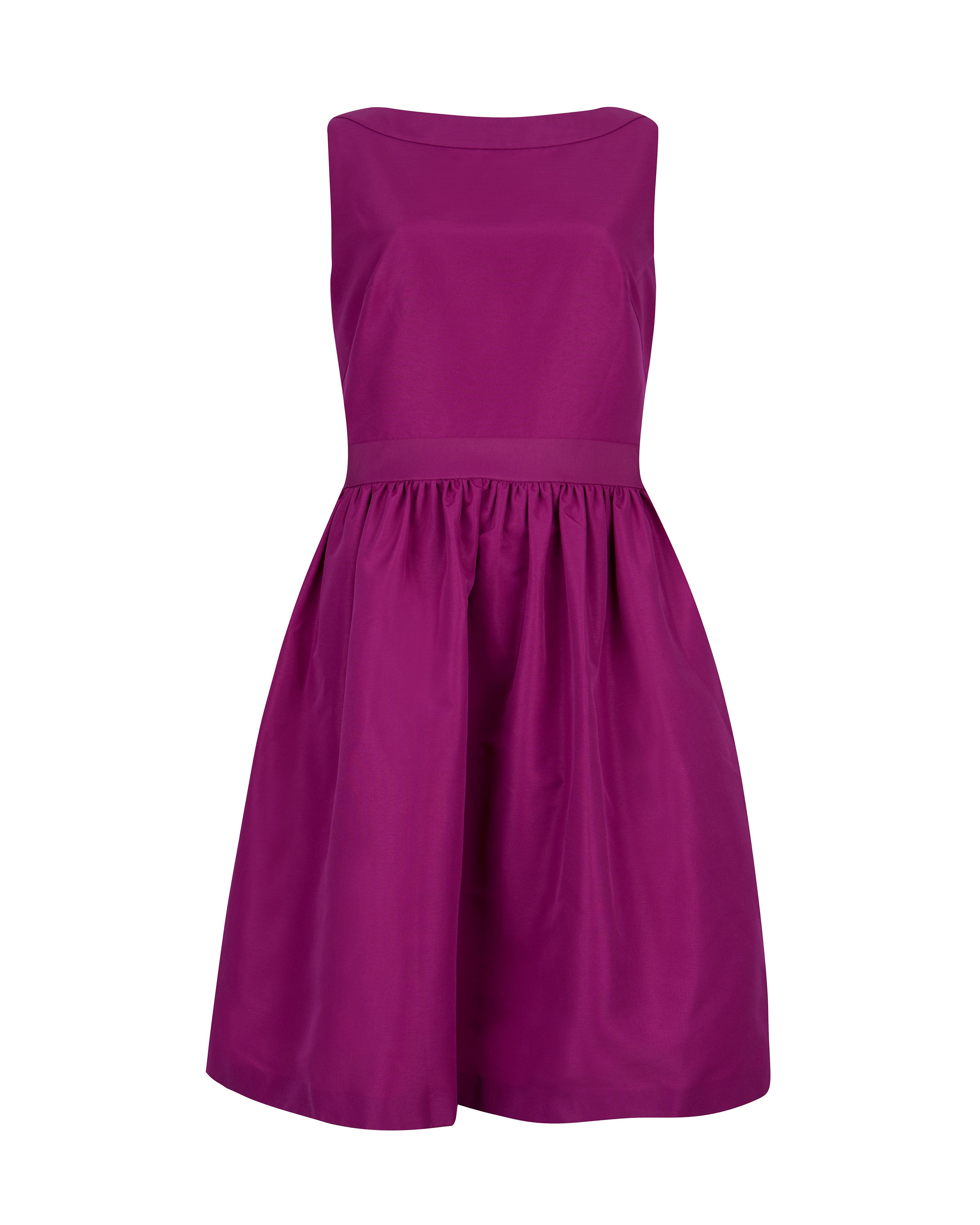 Juletee Bow detail dress