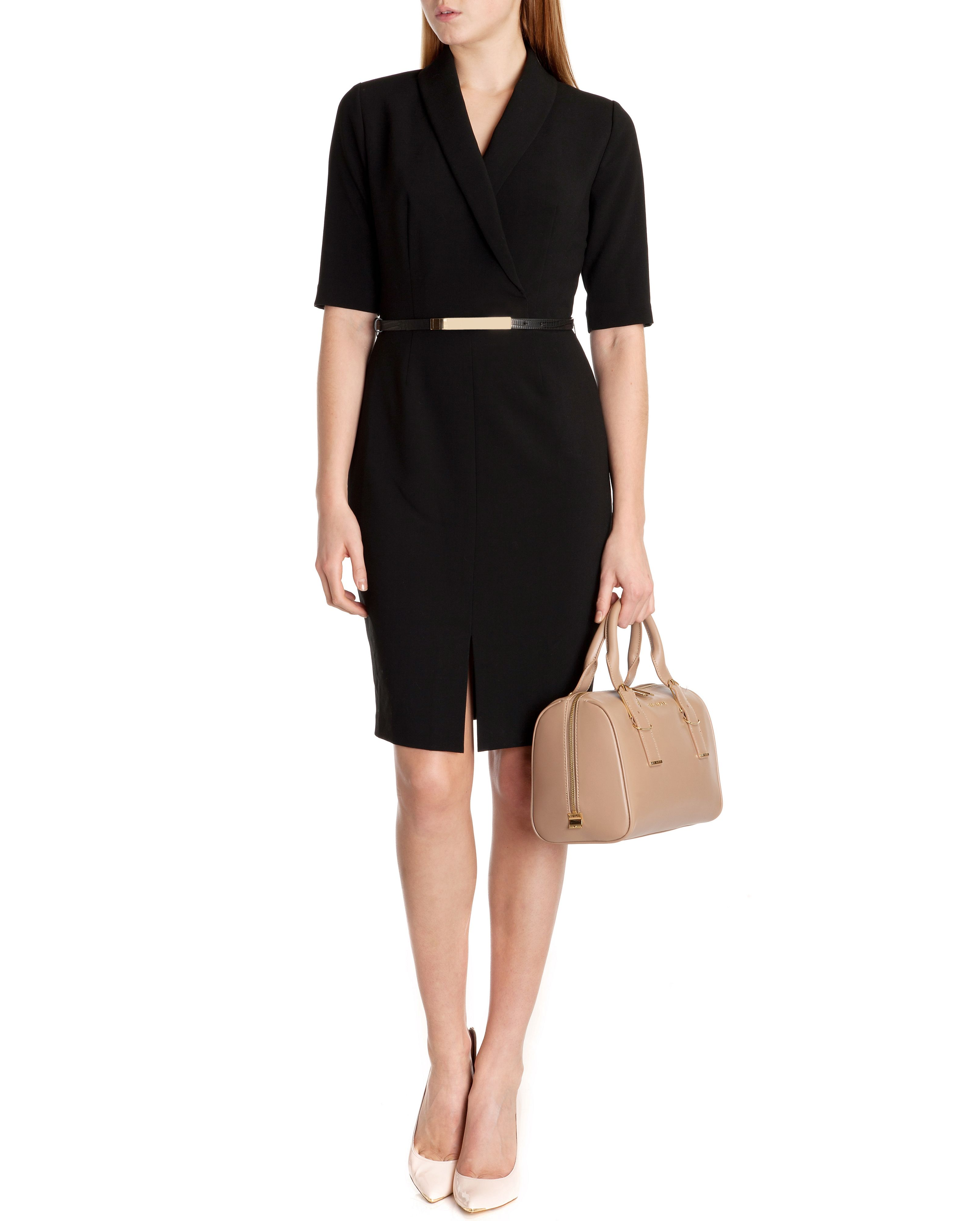 Sydnii pencil skirt dress