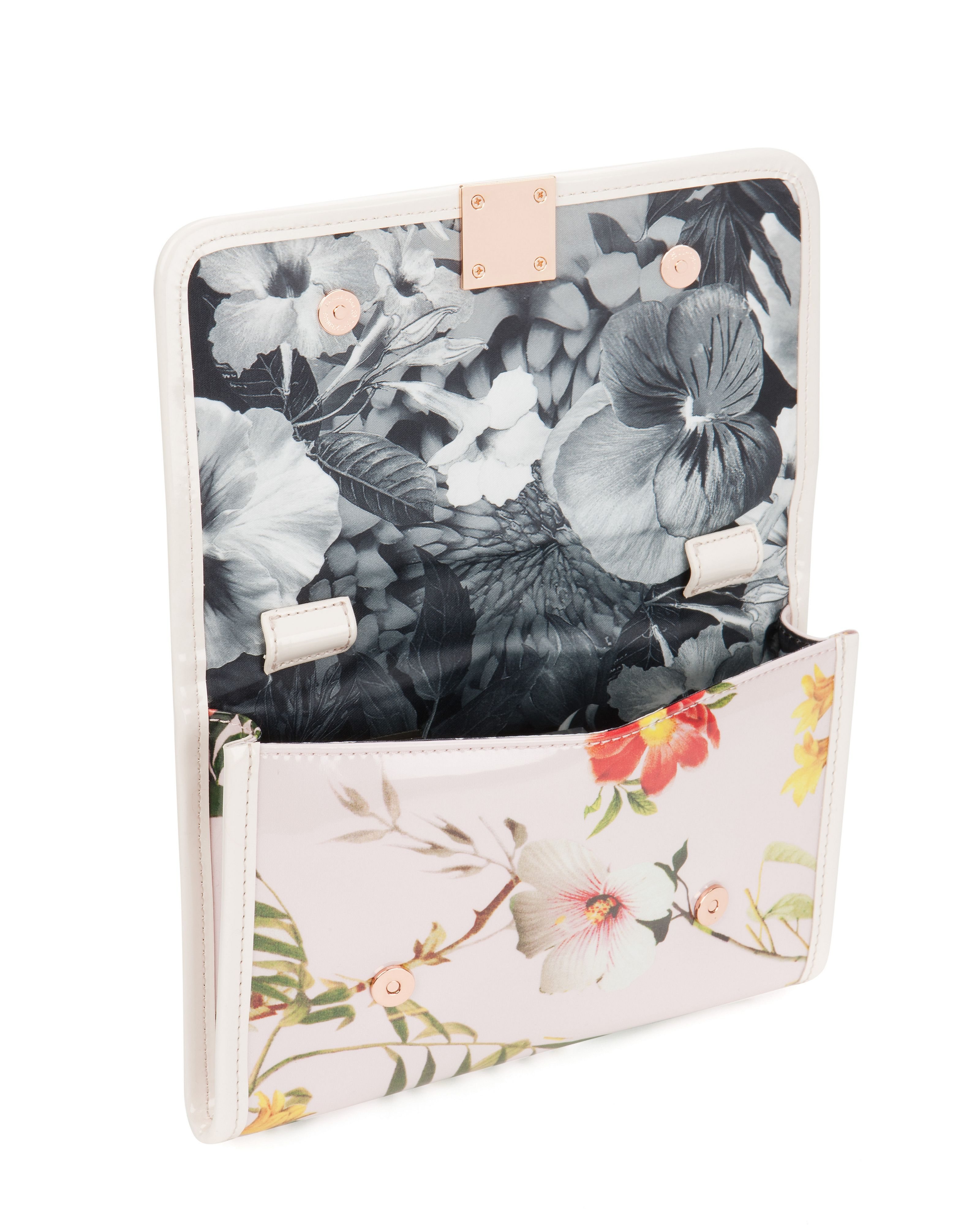 Botena Botanical bloom iPad mini bag