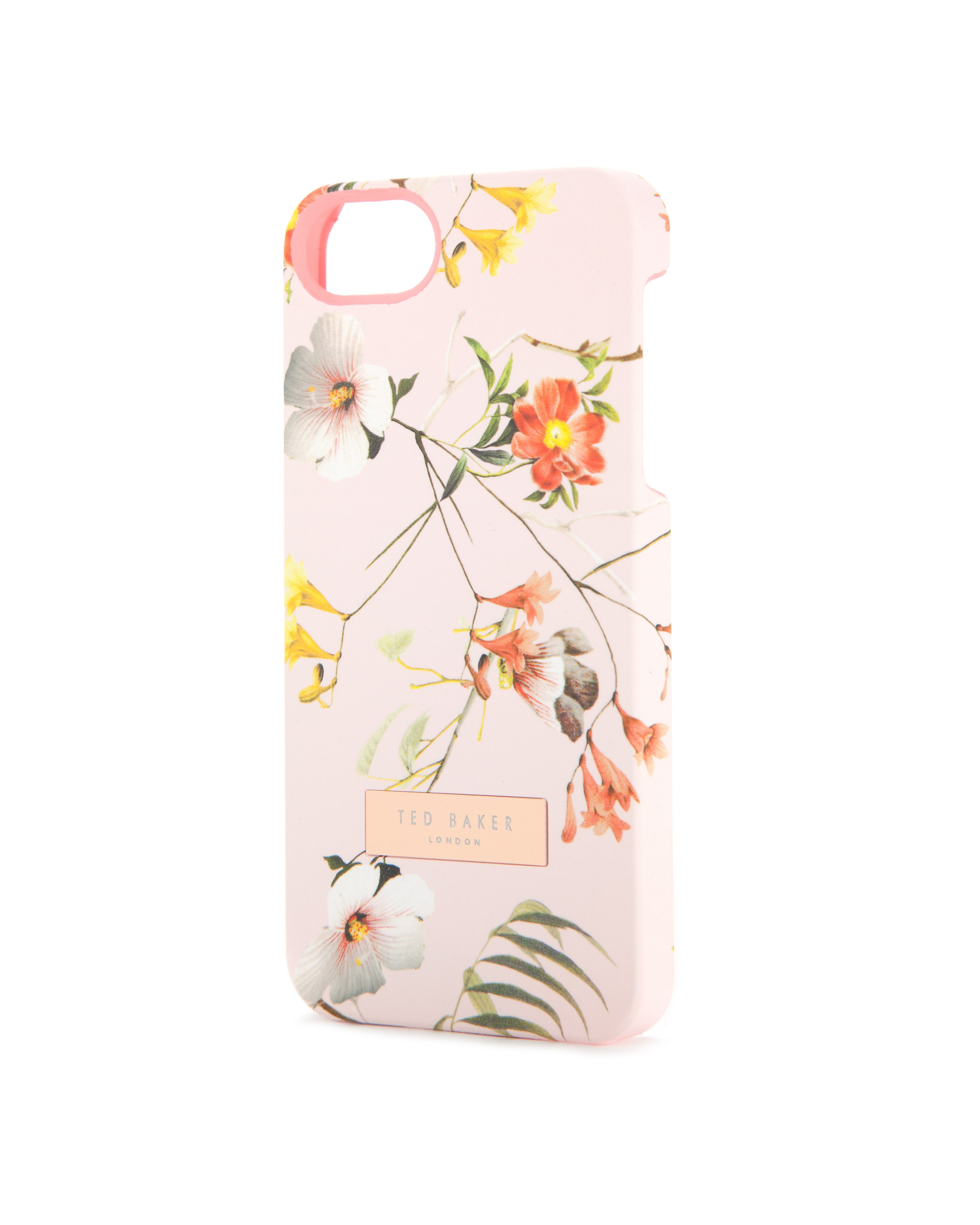 Simeto botanical bloom iphone case