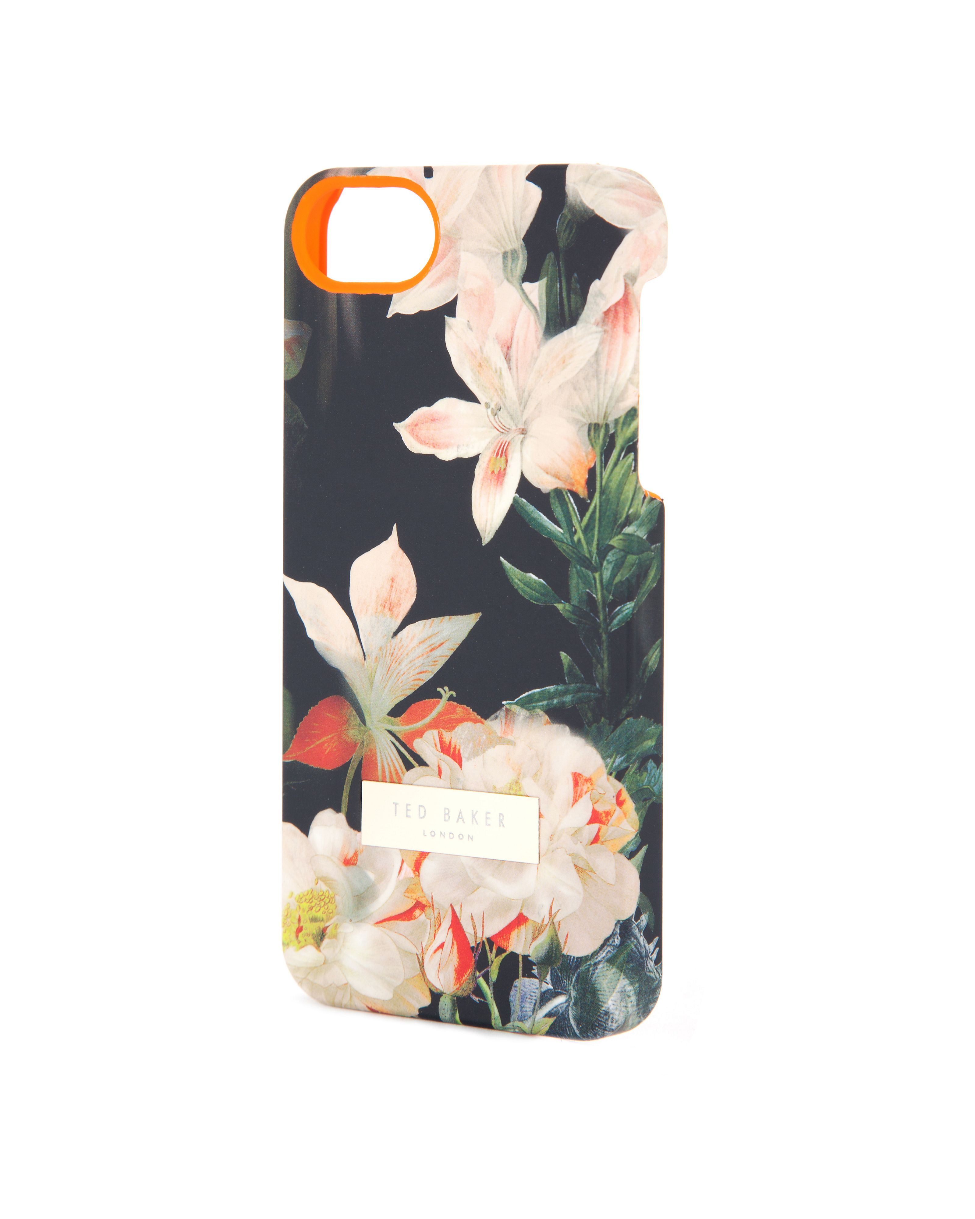 Salso opulent bloom iphone case