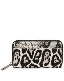Linx Exotic large zip purse