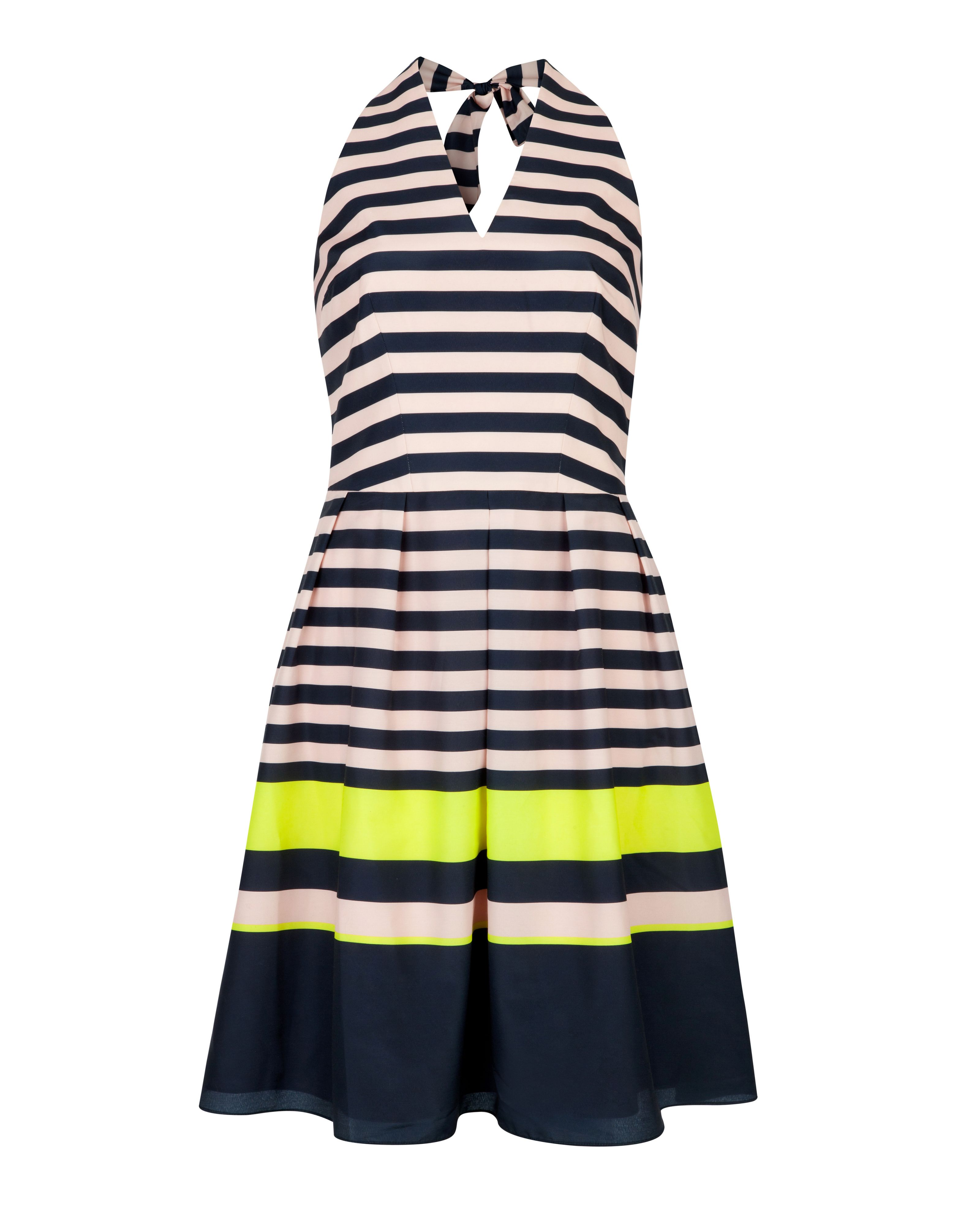 Sarera striped dress