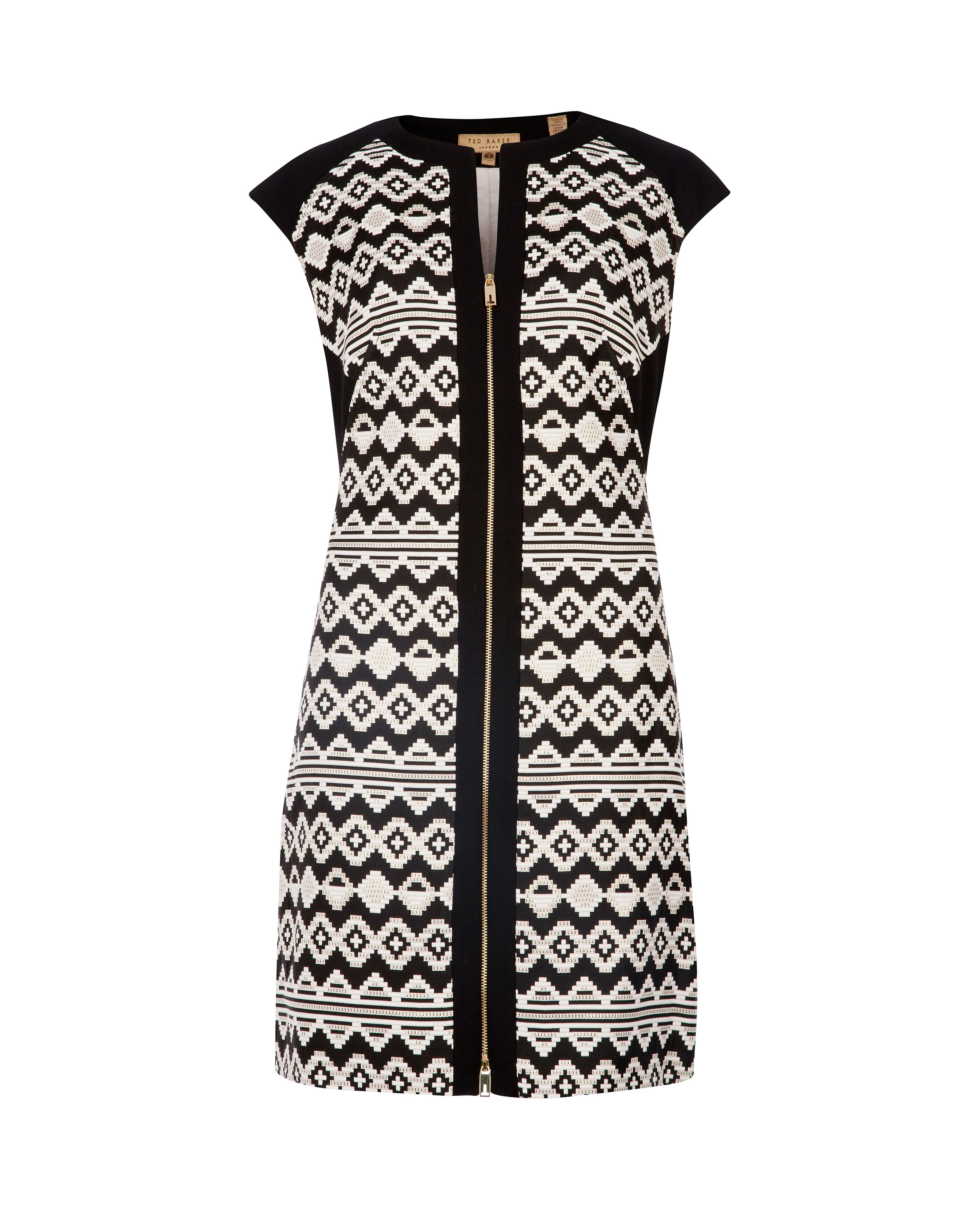 Etheled aztec dress