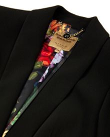Eglan crepe suit jacket