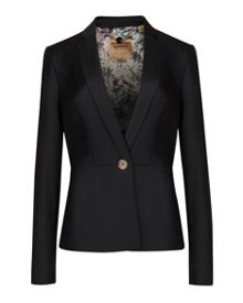 Dida Mohair Suit Jacket