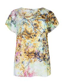 Pennee pretty trees print top