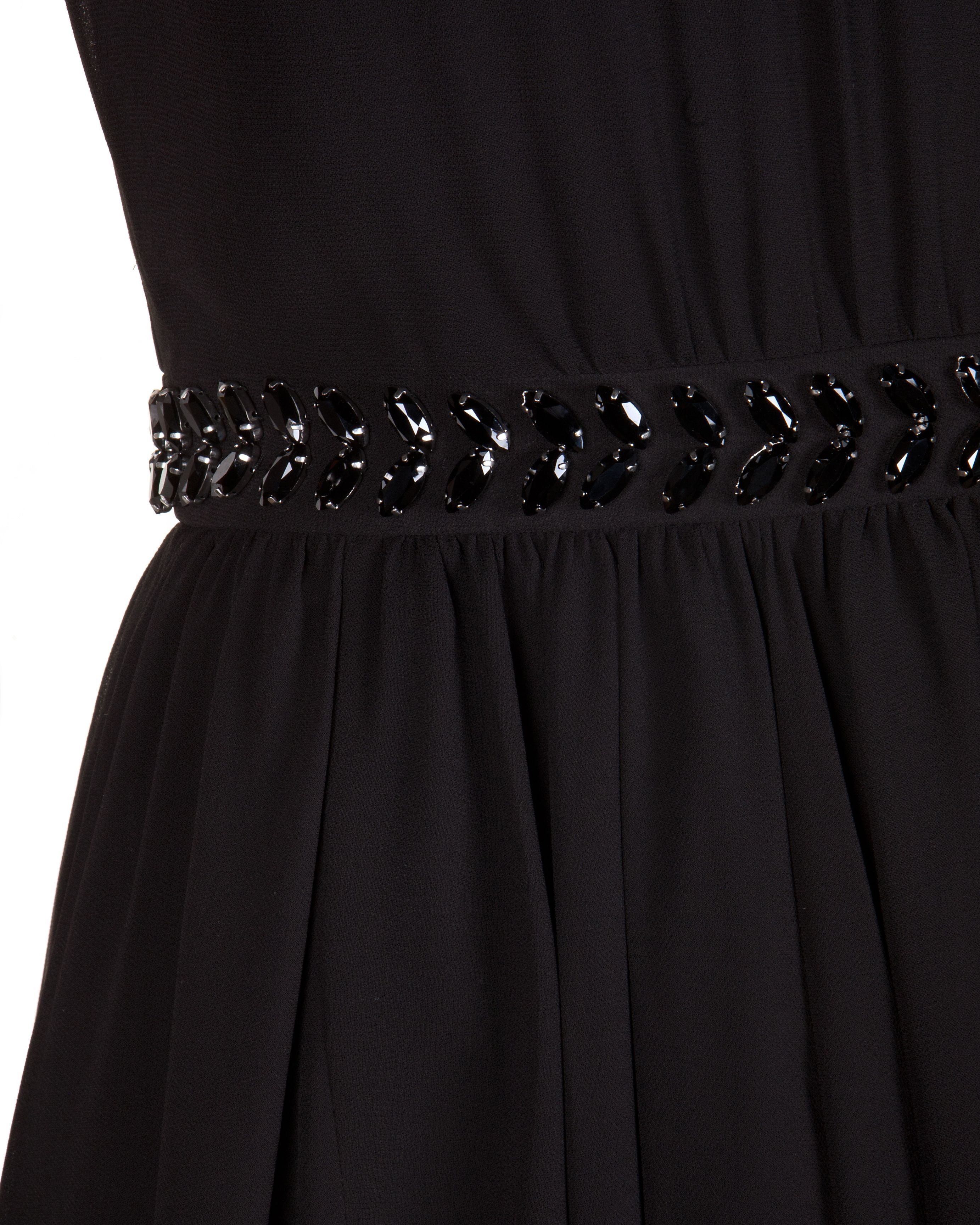 Sascha Beaded detail dress