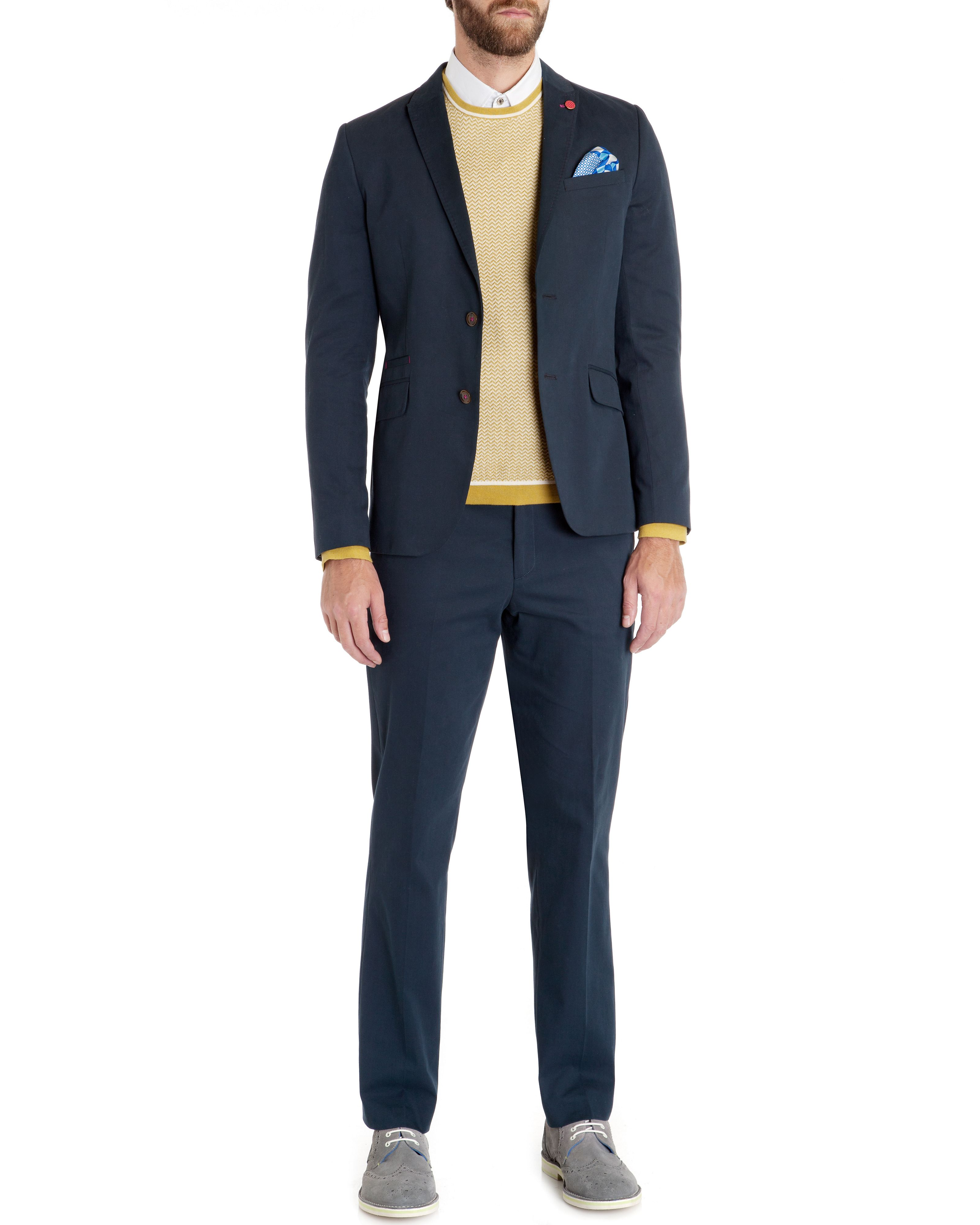 Statrek cotton blazer