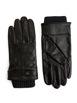 Myglove leather gloves