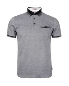 Kyroe oxford polo shirt