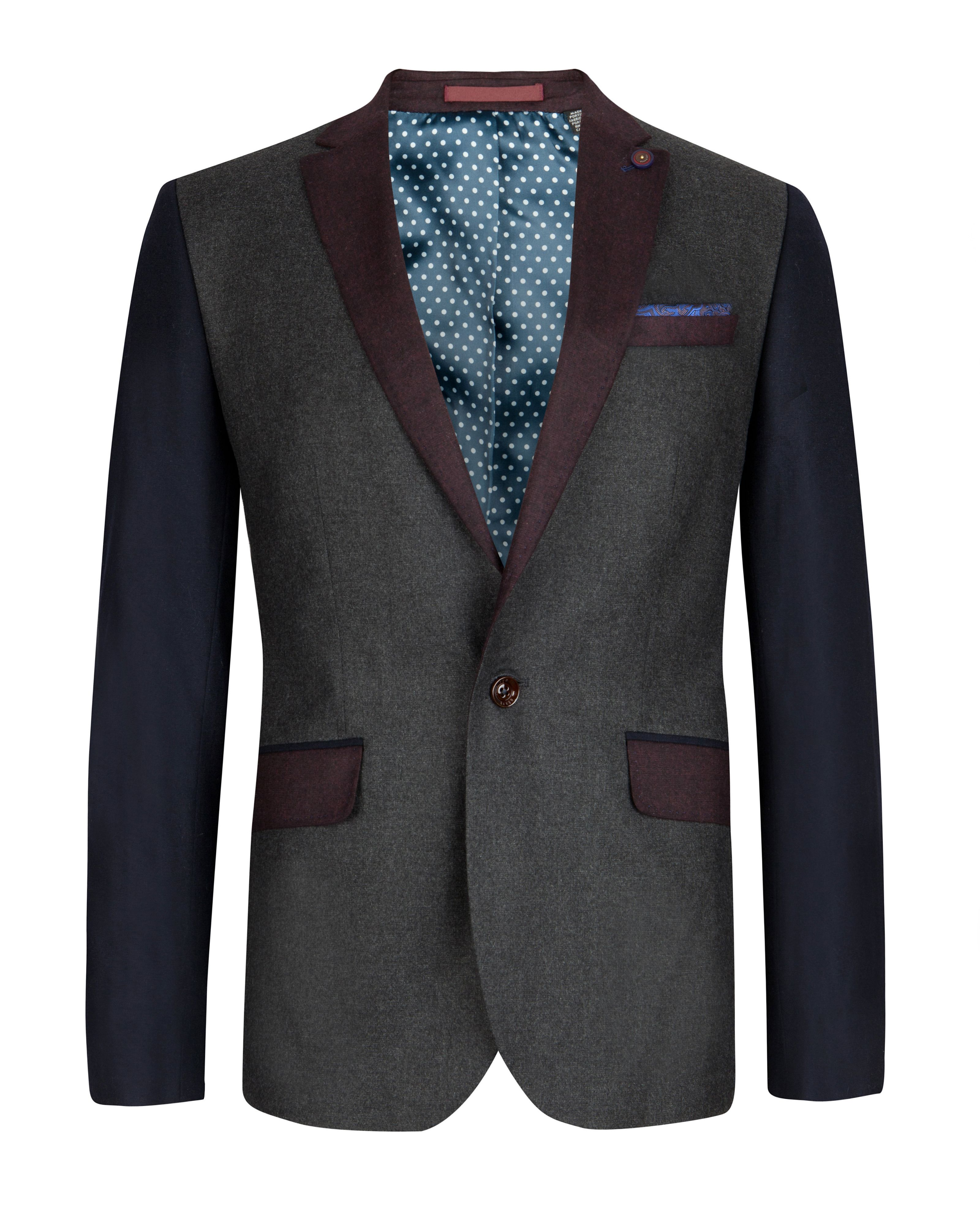 Septa wool mix blazer