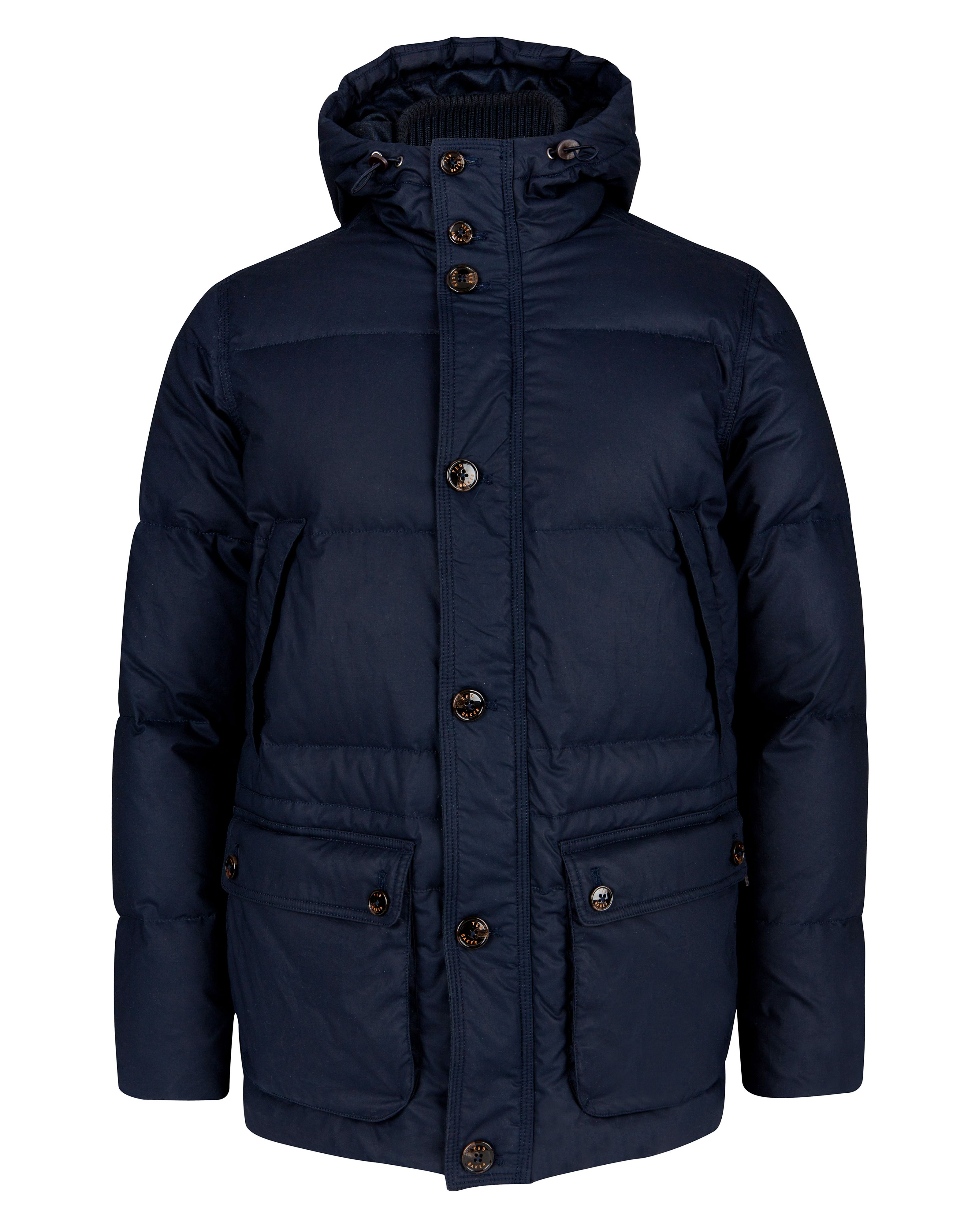Noworie hooded puffer coat