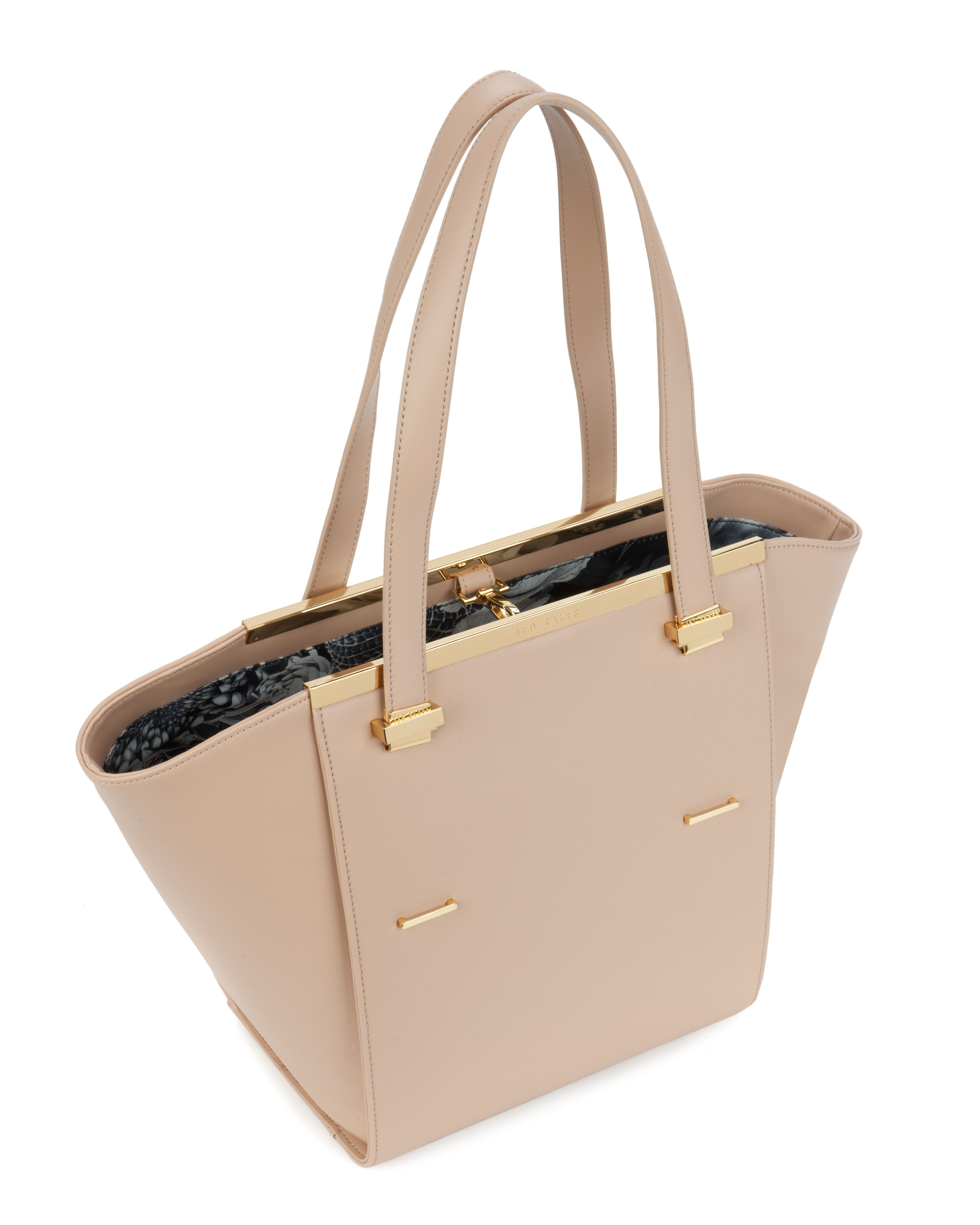 Tamsin metal bar shopper