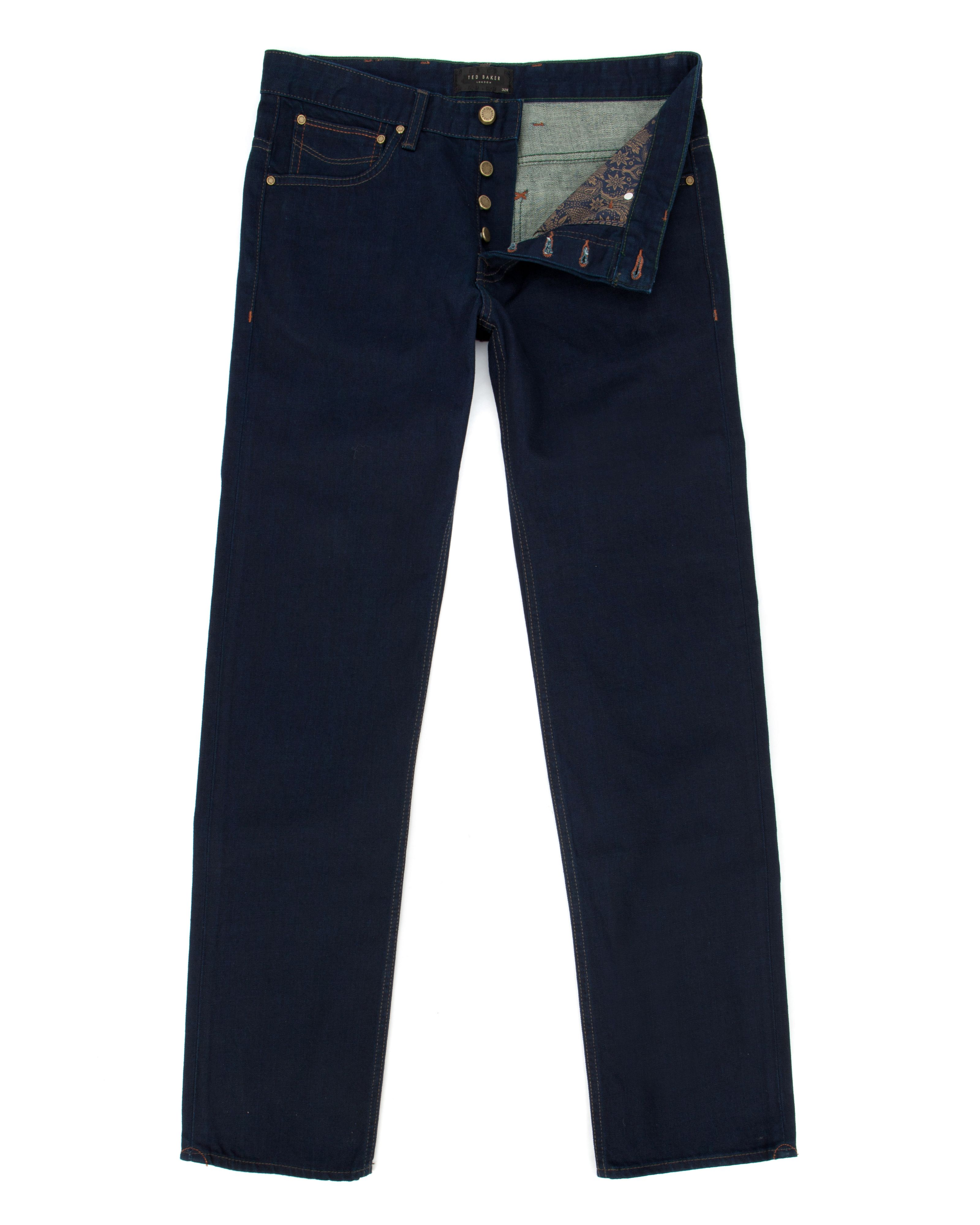 Selsey slim fit denim jeans