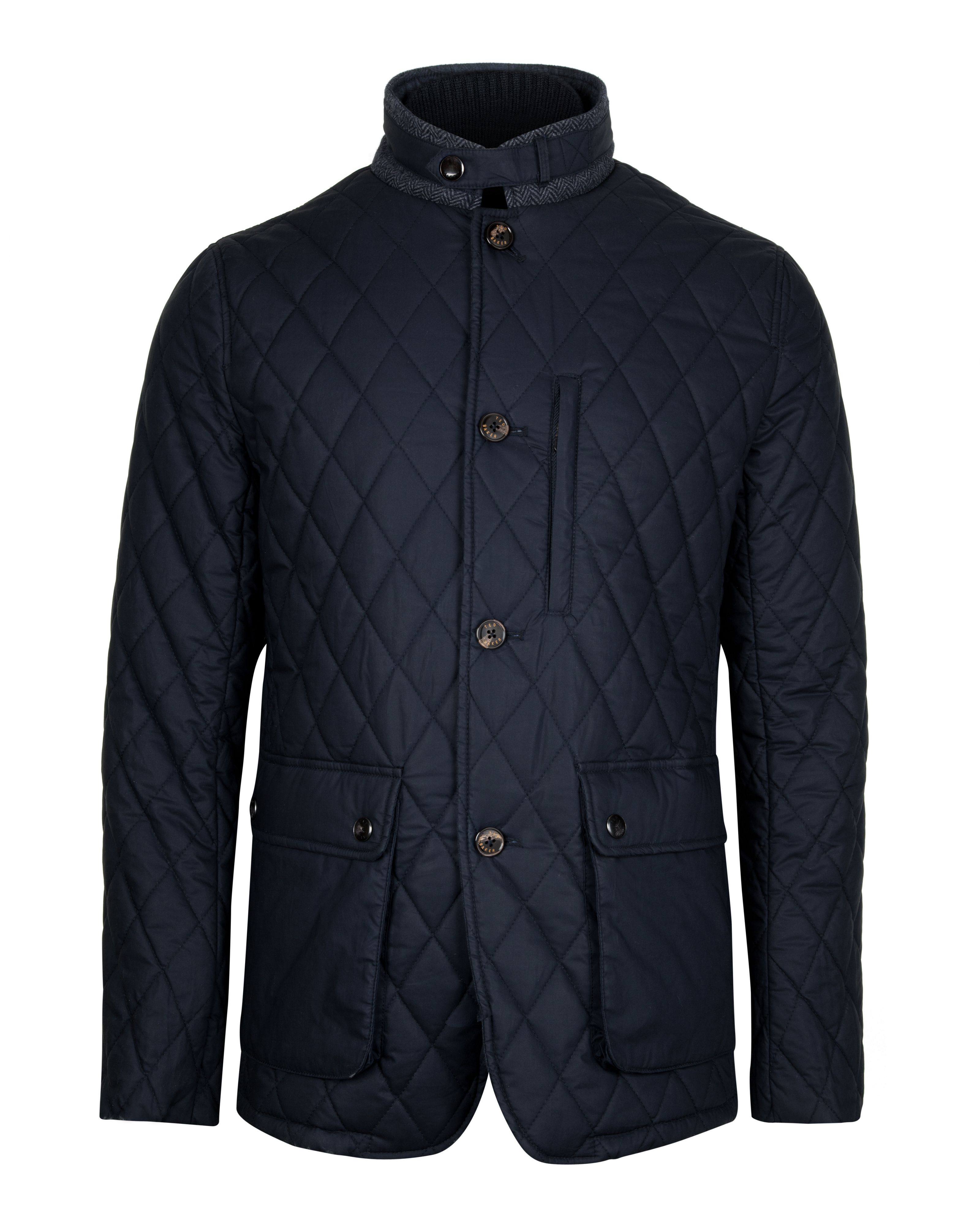 Garyen quilted jacket with inner