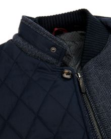 Garyen Quilted Jacket