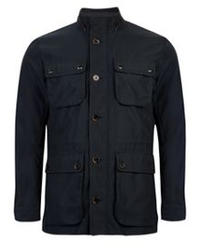 Drogo Four Pocket Casual Coat