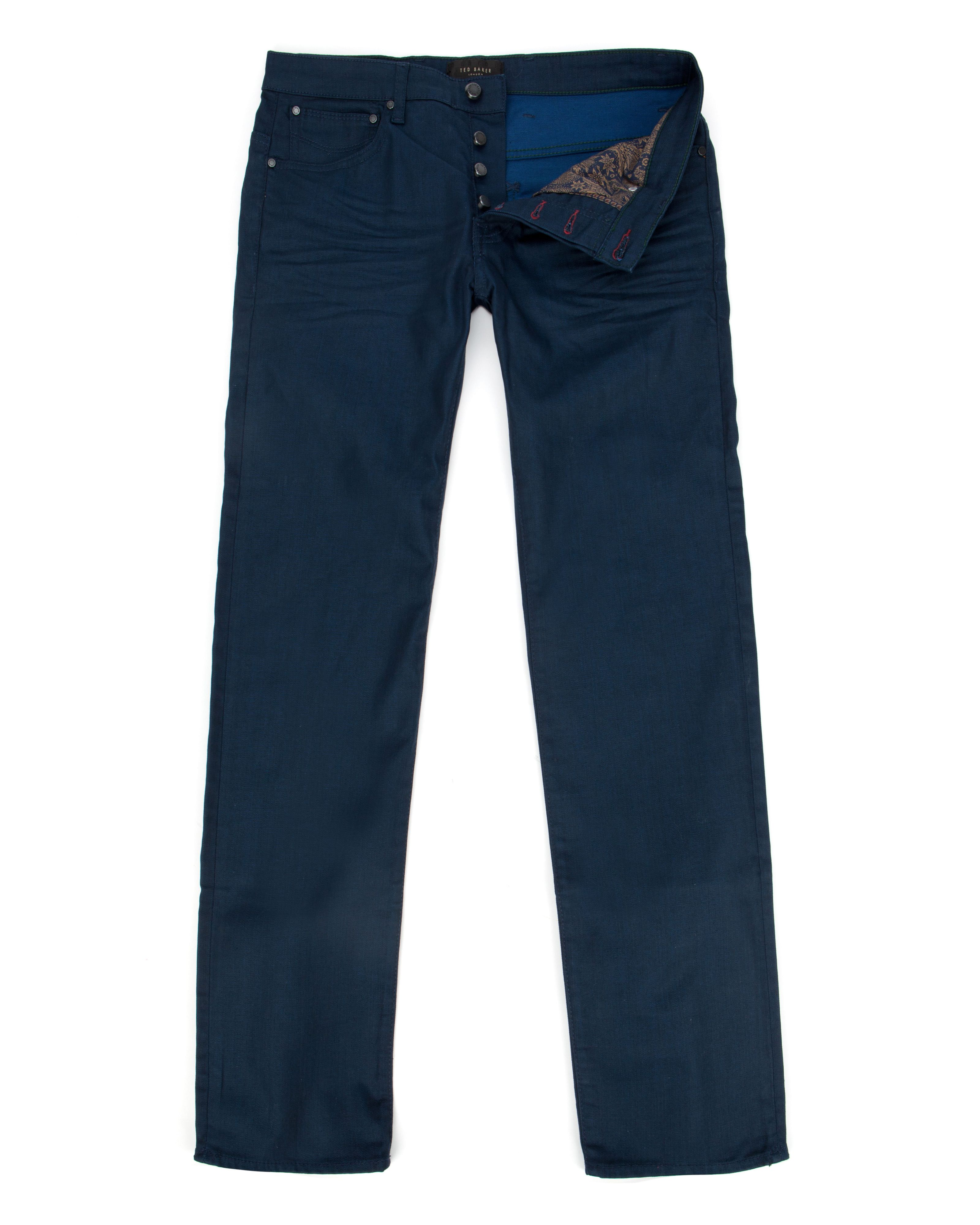 Sidbury slim fit smart jeans