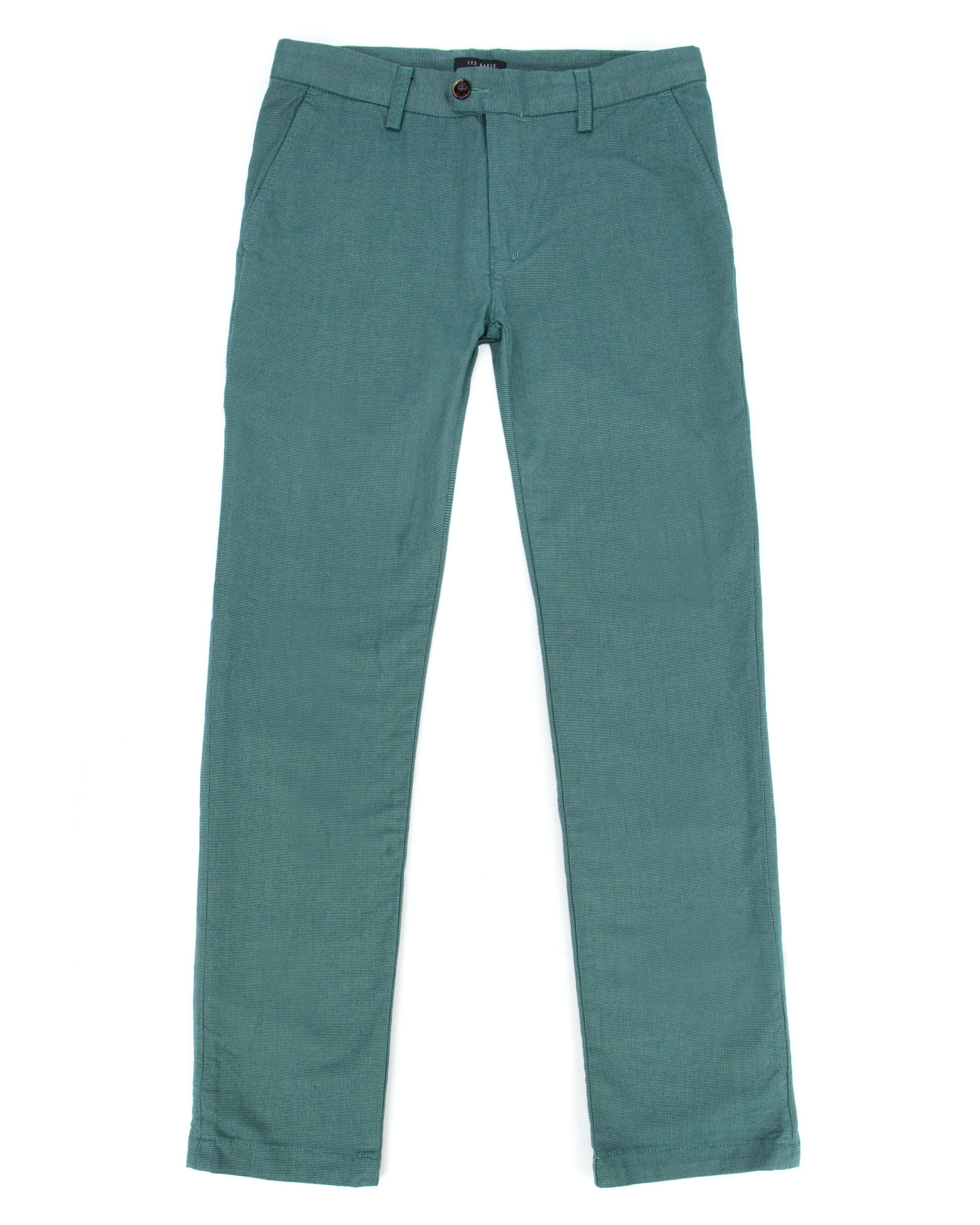 Hollard cotton herringbone trouser