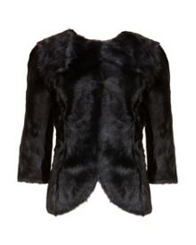 Olien goat hair jacket