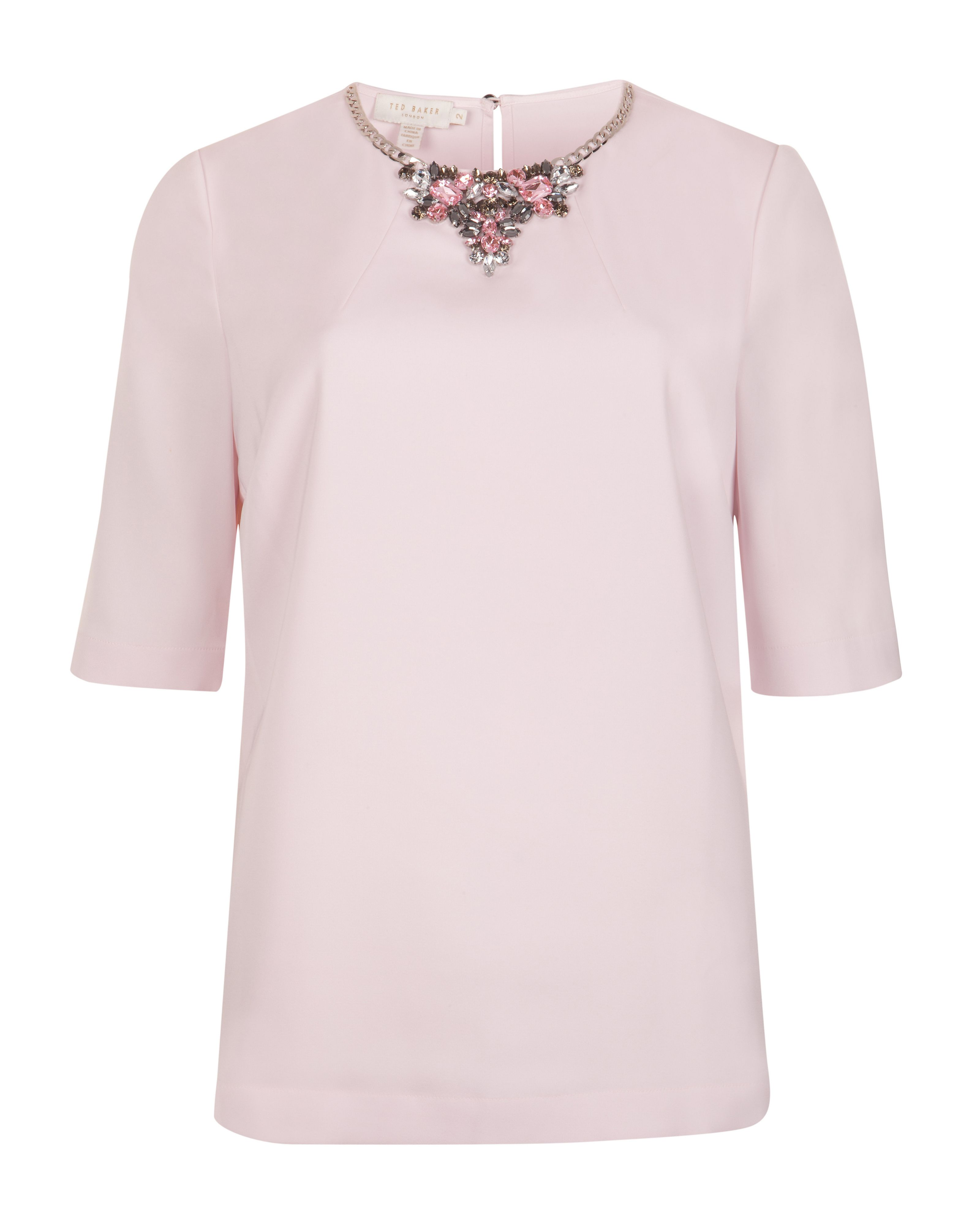 Meleni necklace detail top