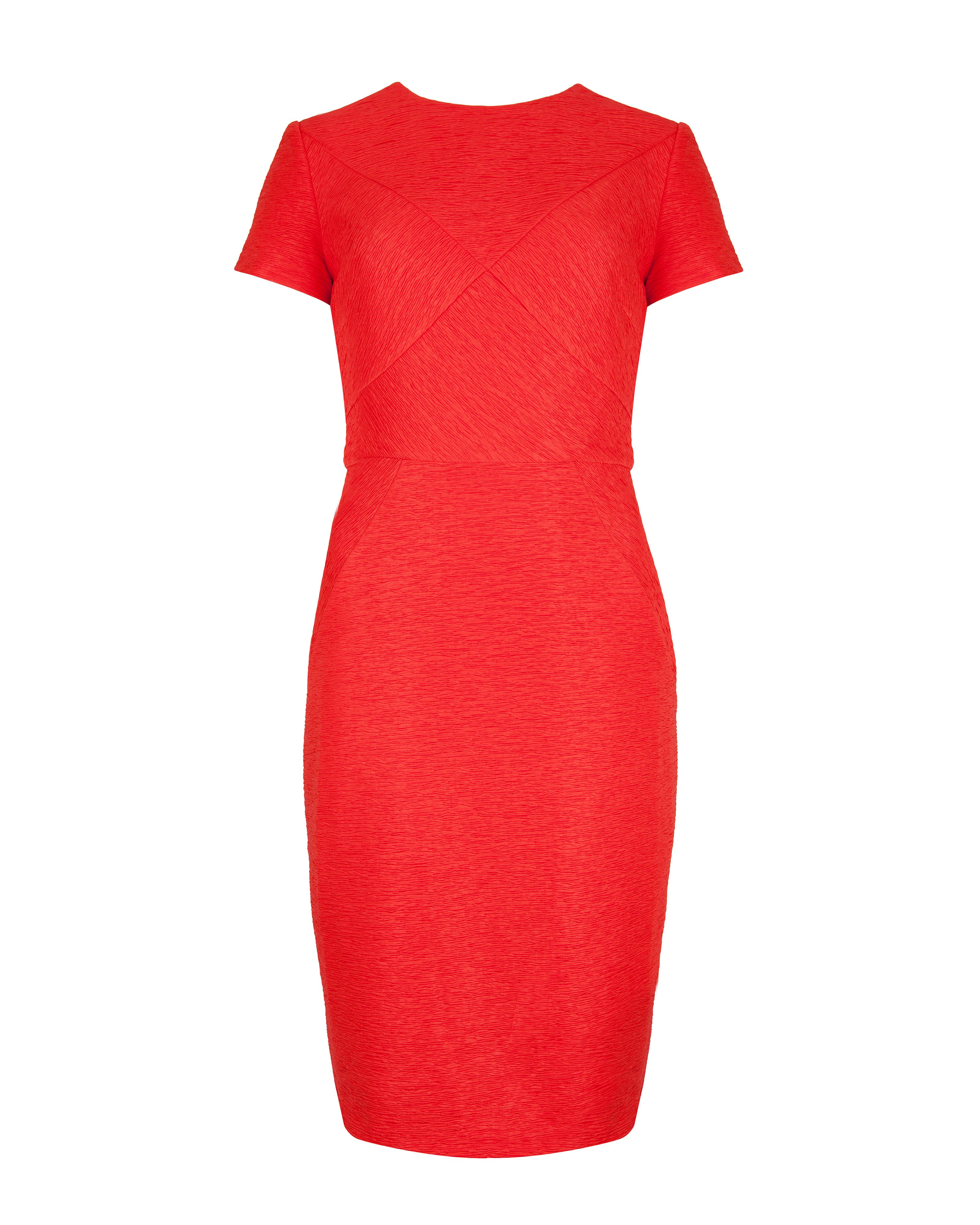 Nedeli textured bodycon dress