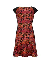 Bonnyy jacquard dress