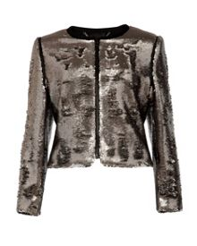 Blubele sequin jacket