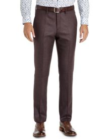 Hordtro wool check trouser