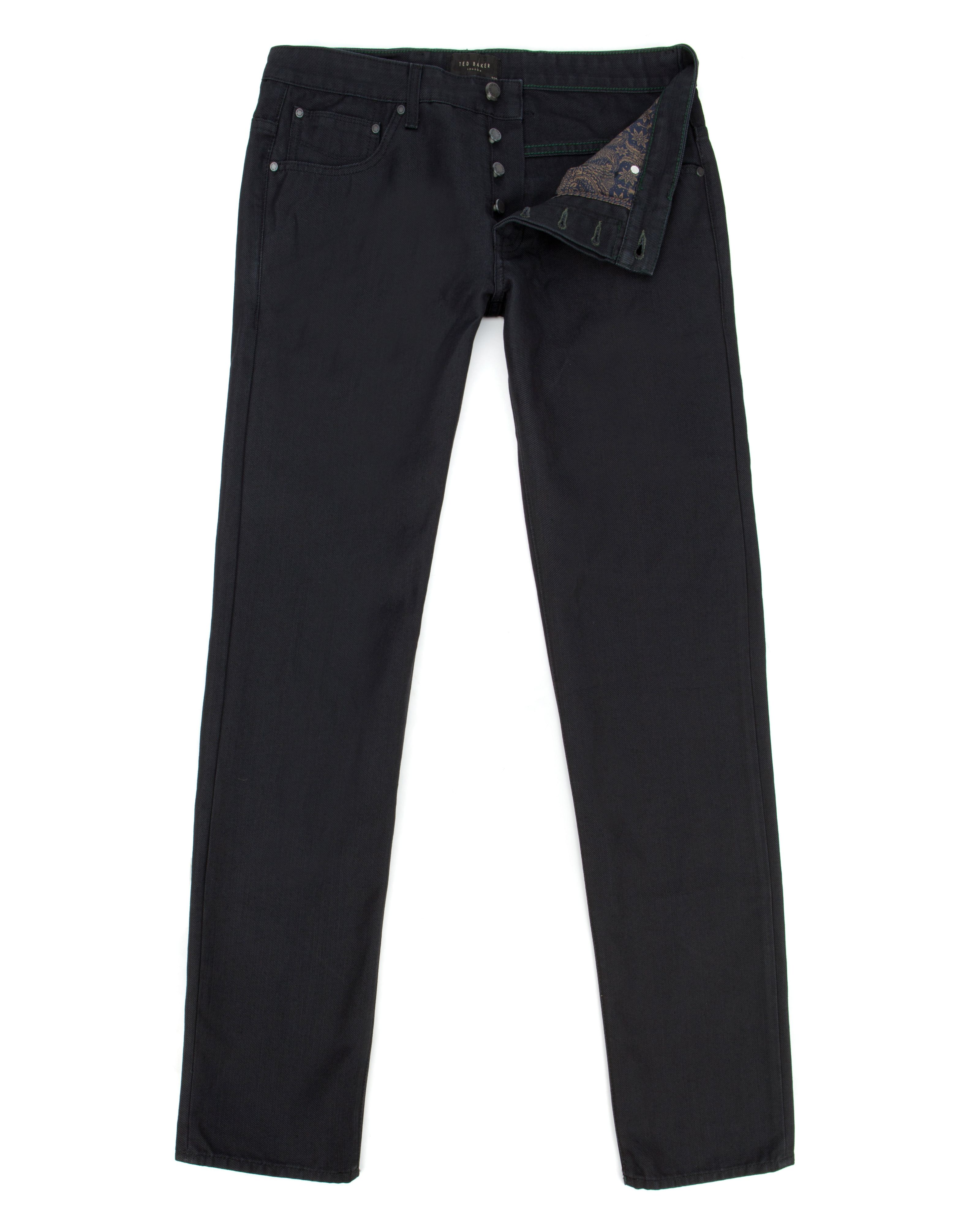 Sotraki slim fit dark rinse denim