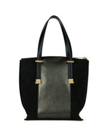 Limings Metallic panel shopper