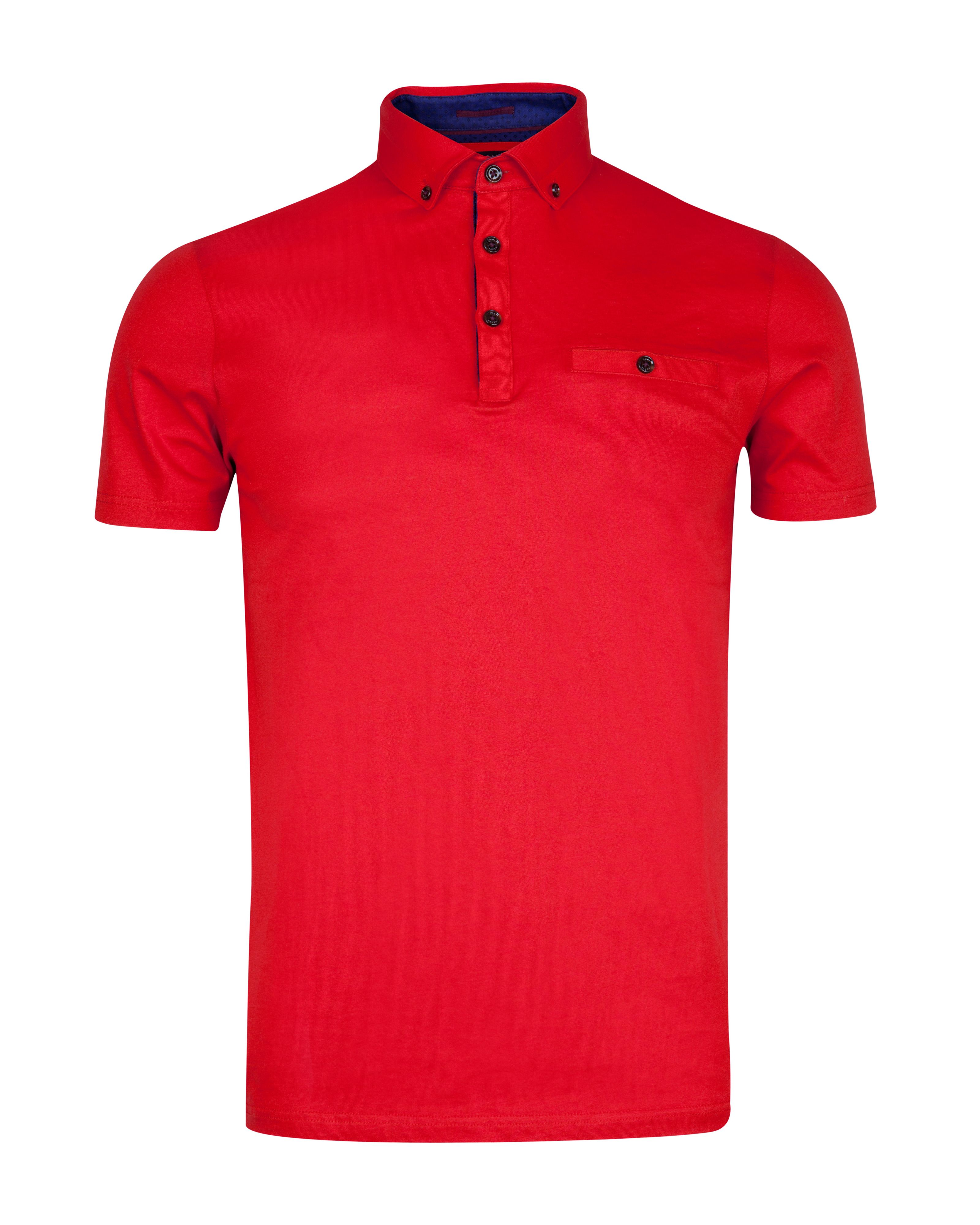 Grainyo jersey cotton polo shirt