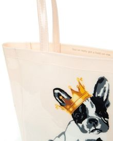 Roycon cotton dog shopper