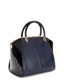 Aveline leather tote bag