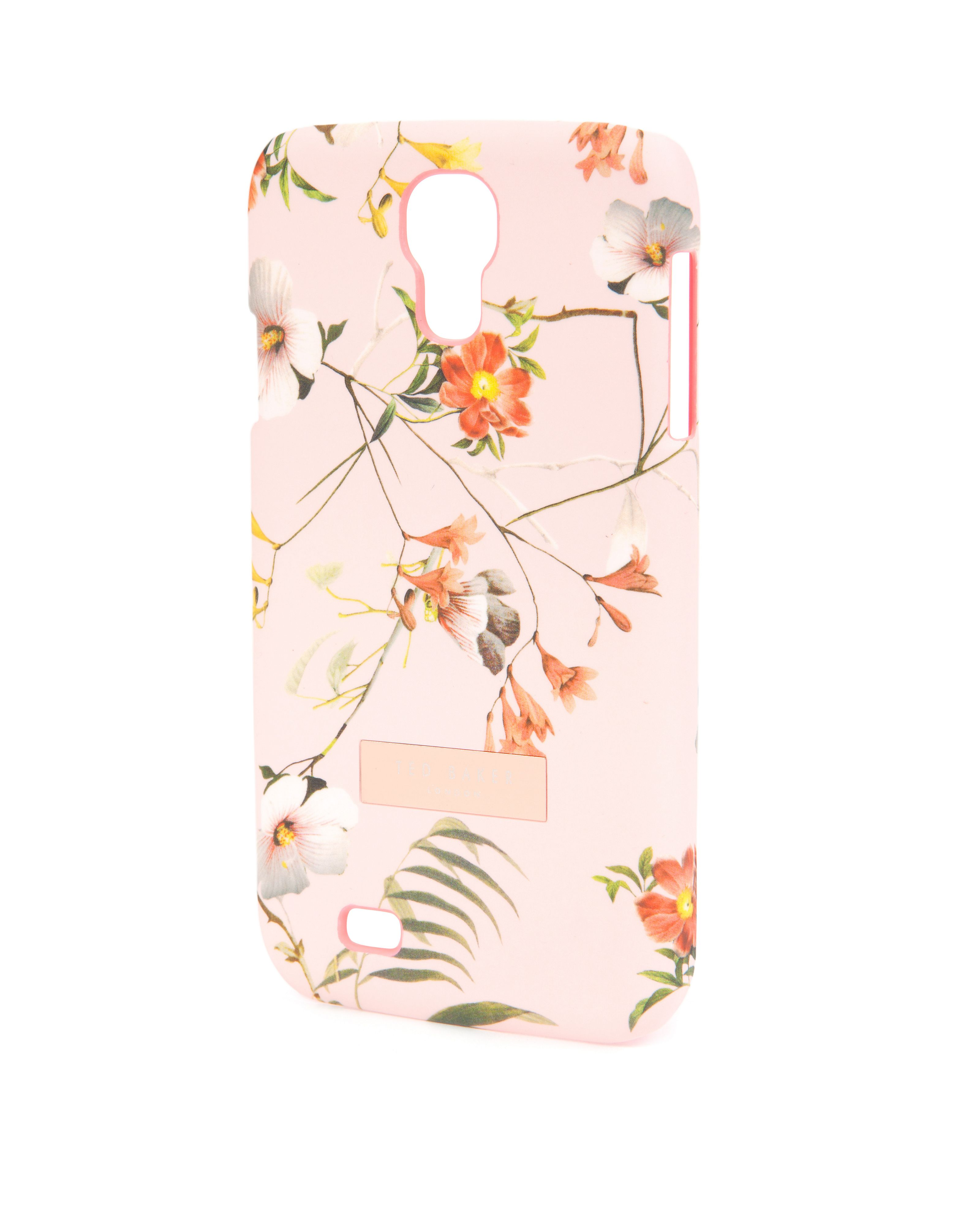 Scarlit botanical bloom samsung galaxy case