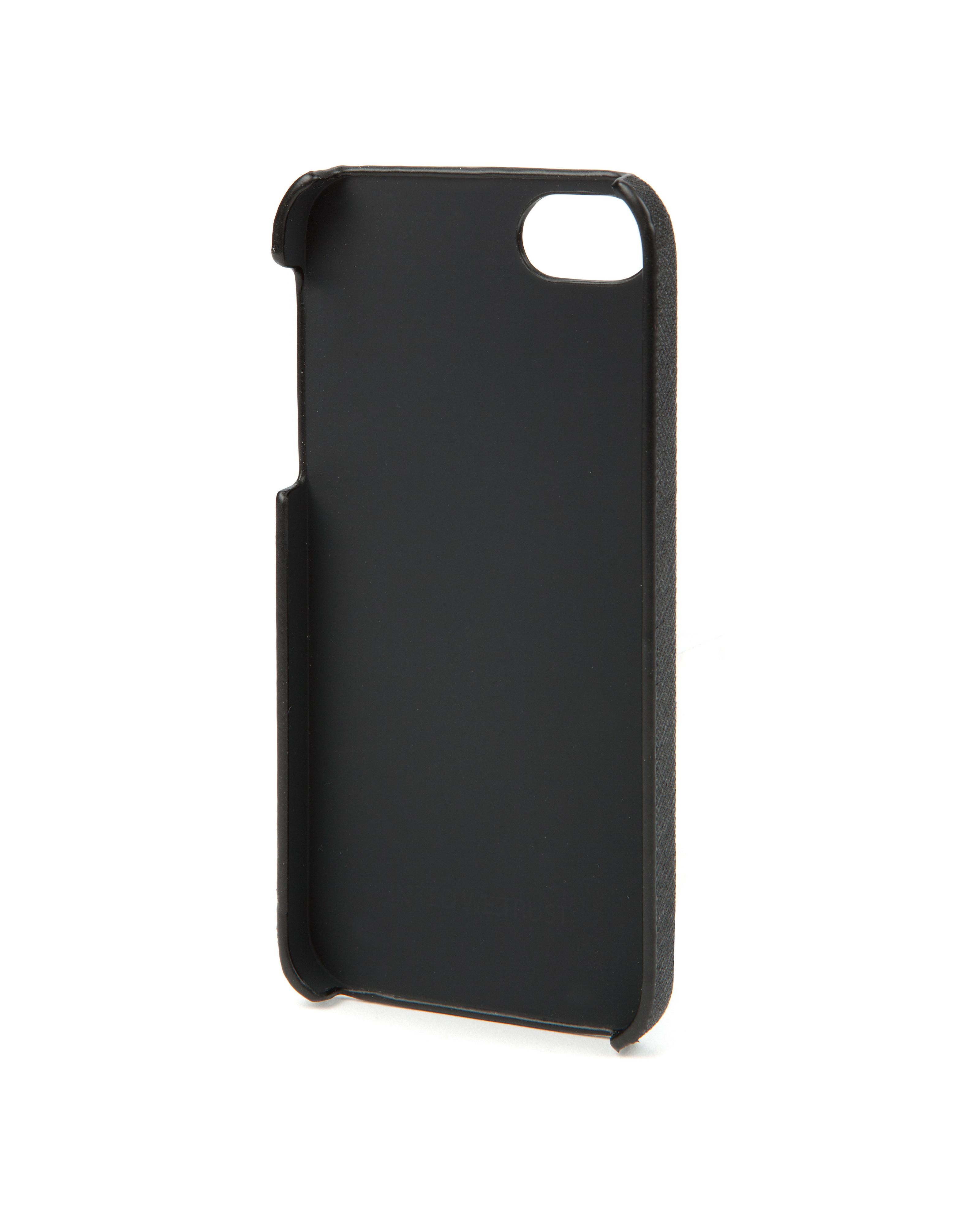 Bryoni crosshatch iphone case