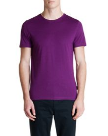 Balpond Plain Crew Neck Regular Fit T-Shirt