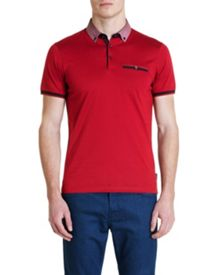 Westow Print Polo Regular Fit Polo Shirt