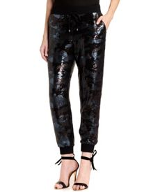 Nibia sequin jogger
