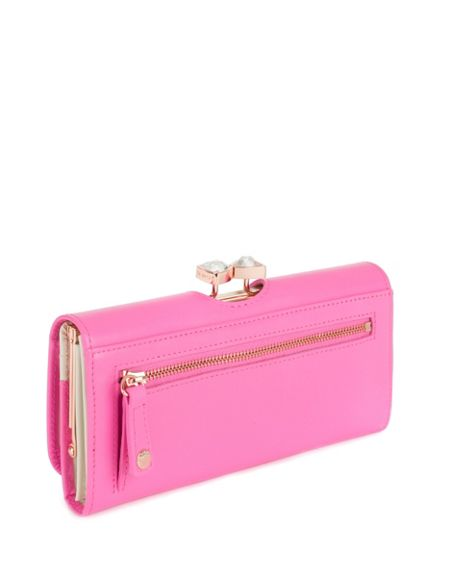 Ted Baker Caleena bow leather matinee