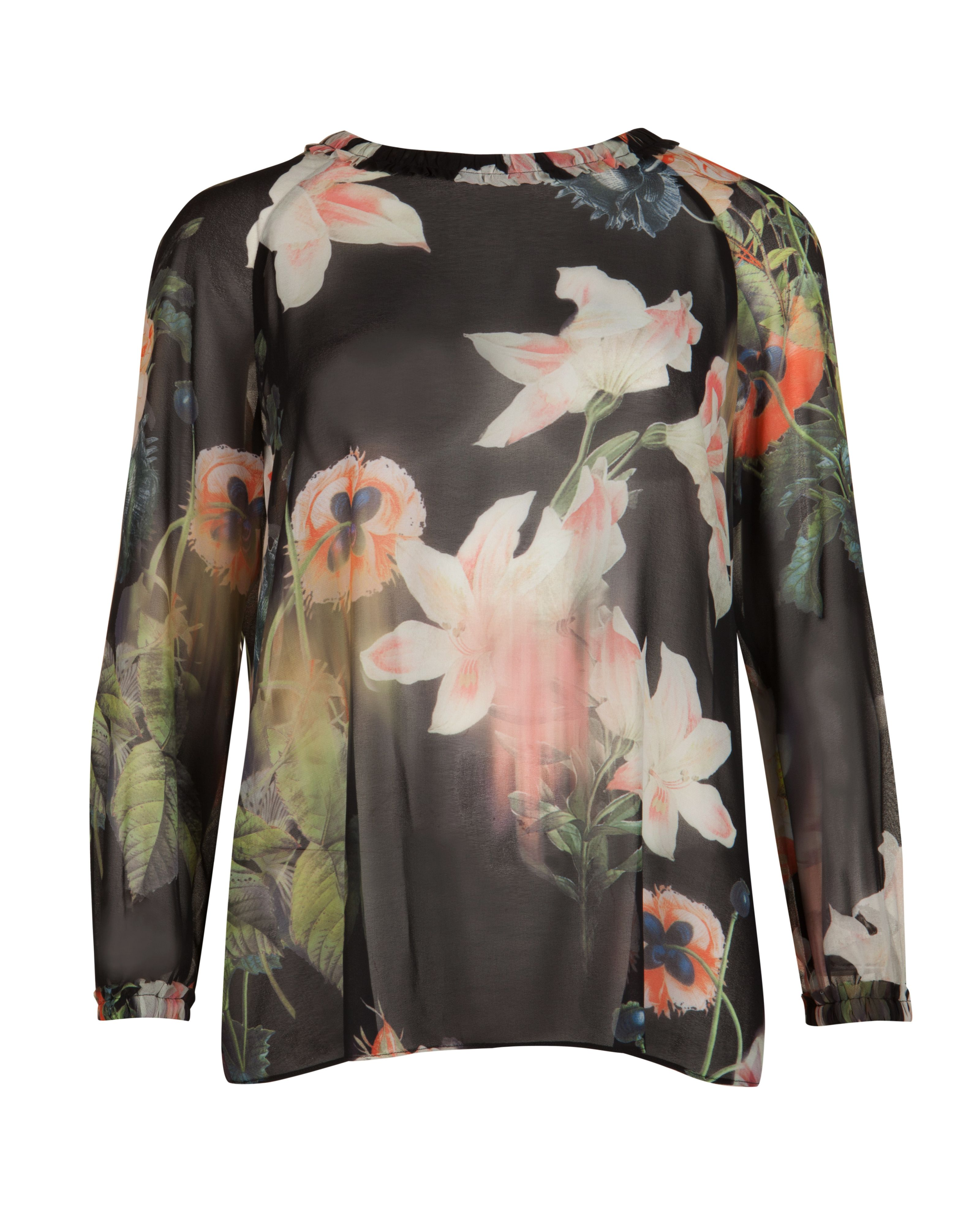 Kubata opulent bloom top